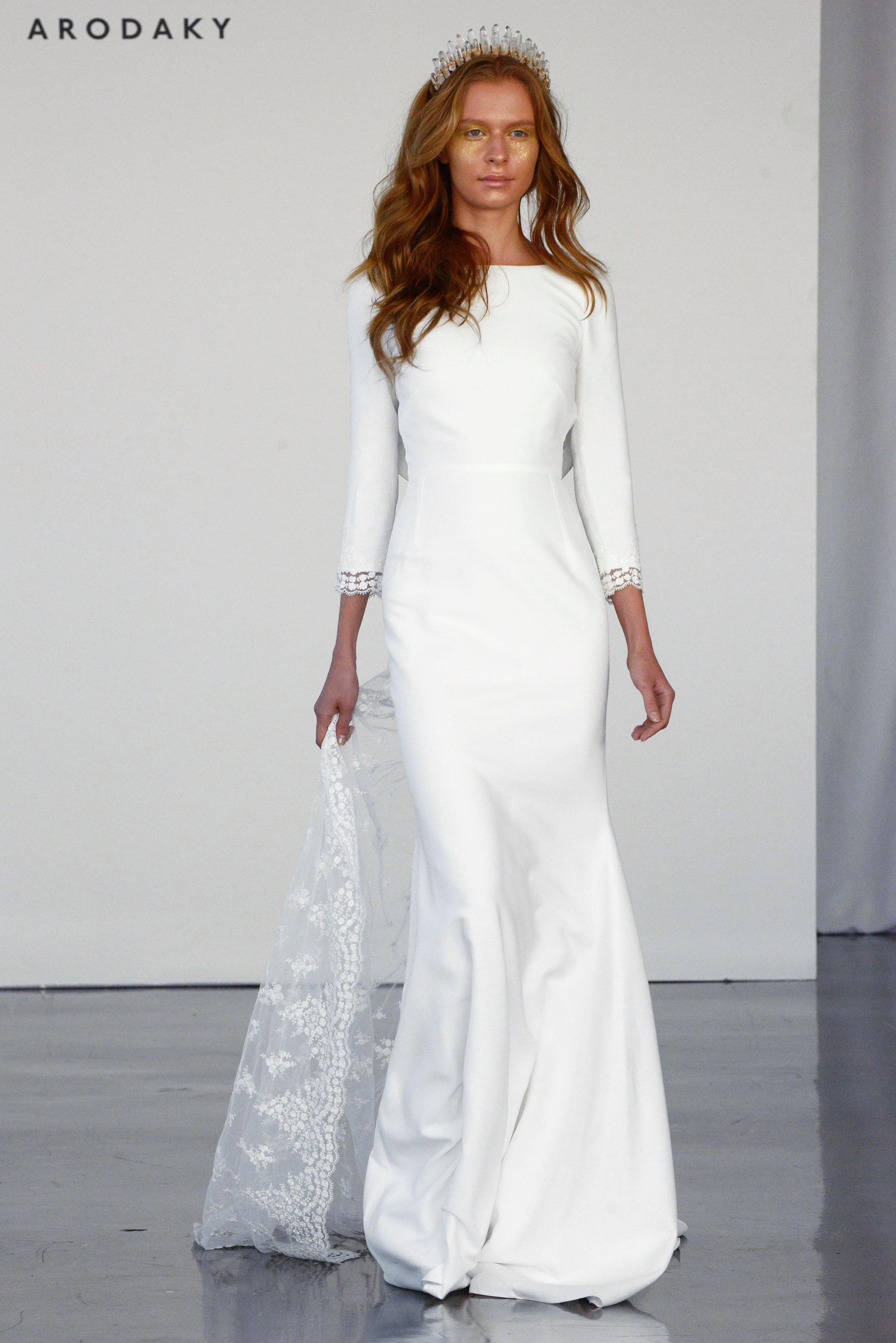 Rime Arodaky wedding dress 15 Fall 2017
