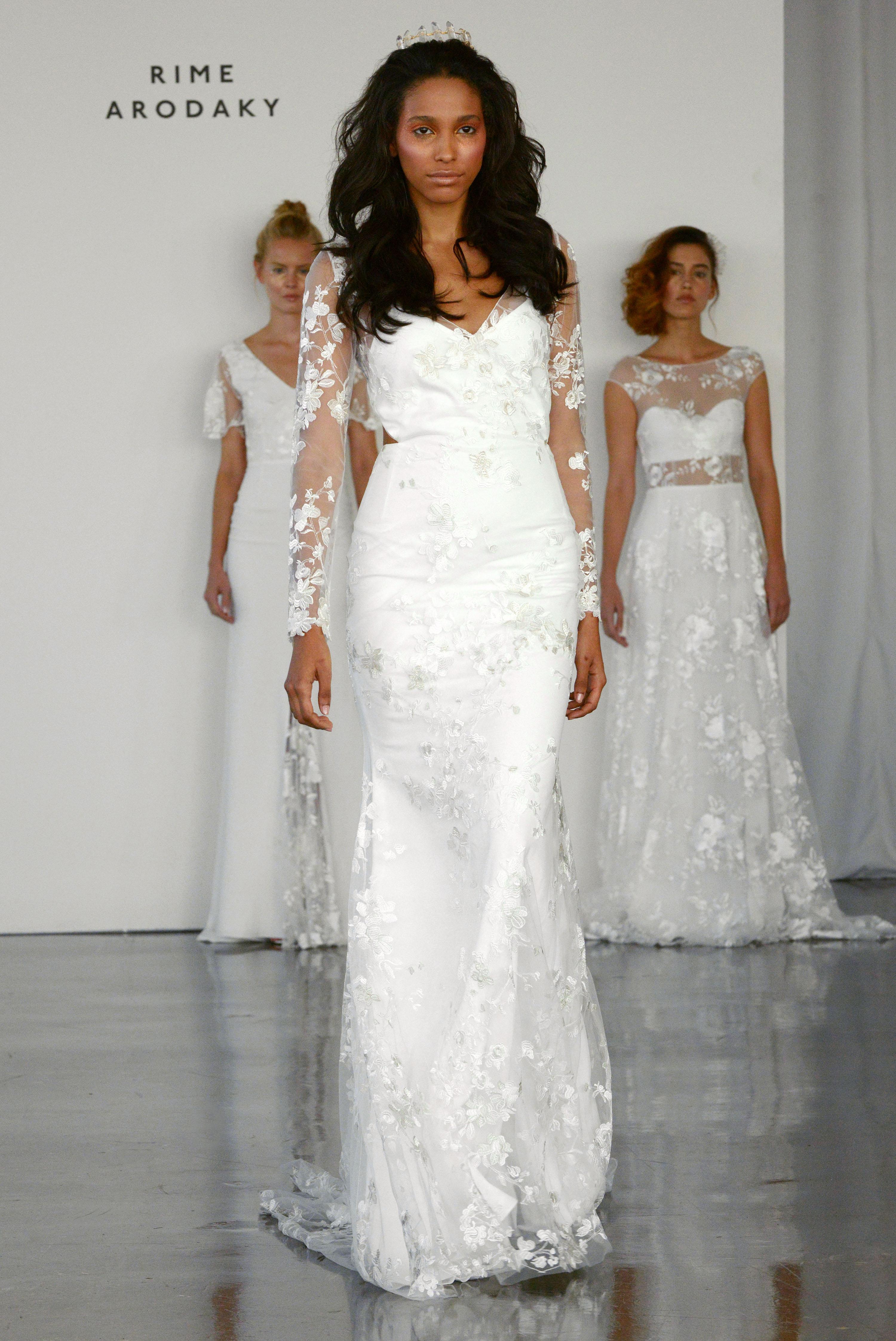 Rime Arodaky wedding dress 25 Fall 2017