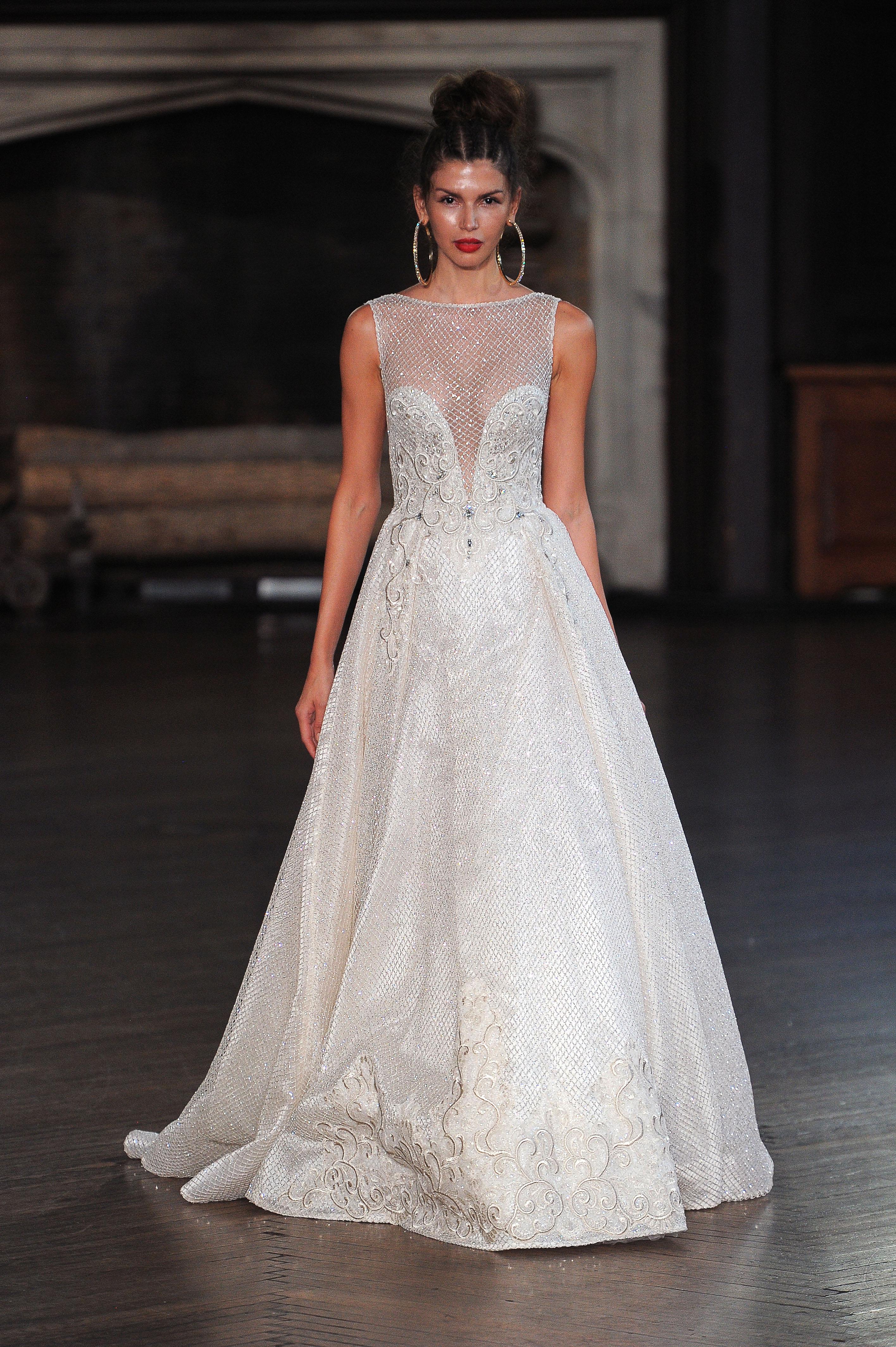 Berta Fall 2017 Wedding Dress Collection