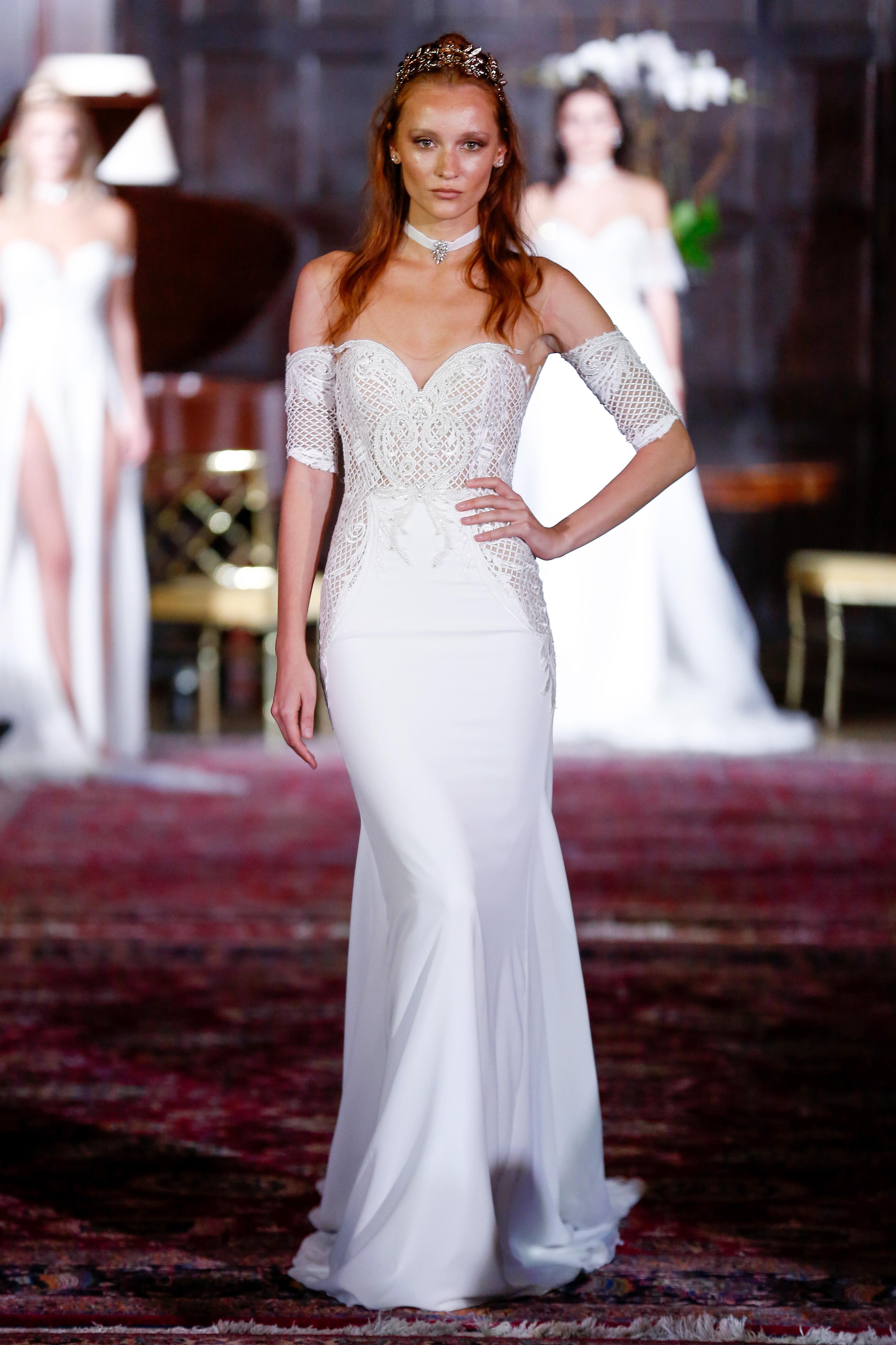 Julie Vino Fall 2017 Wedding Dress Collection