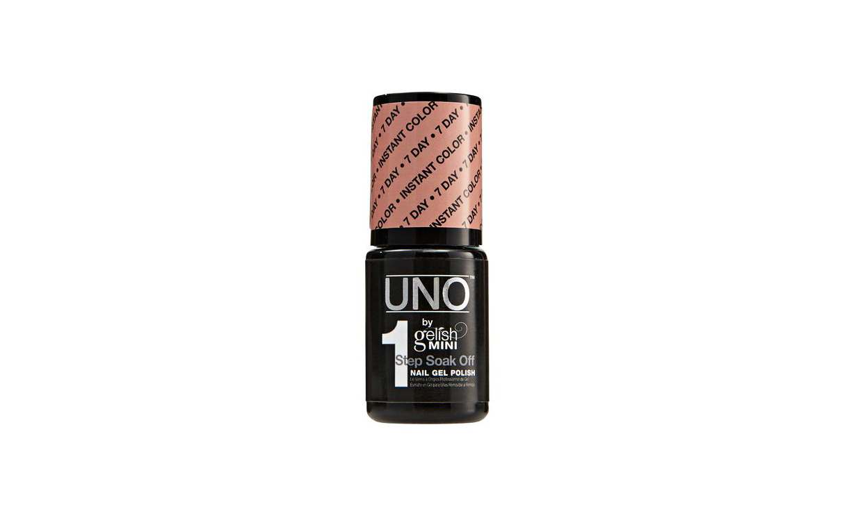 uno gelish mini honey bare