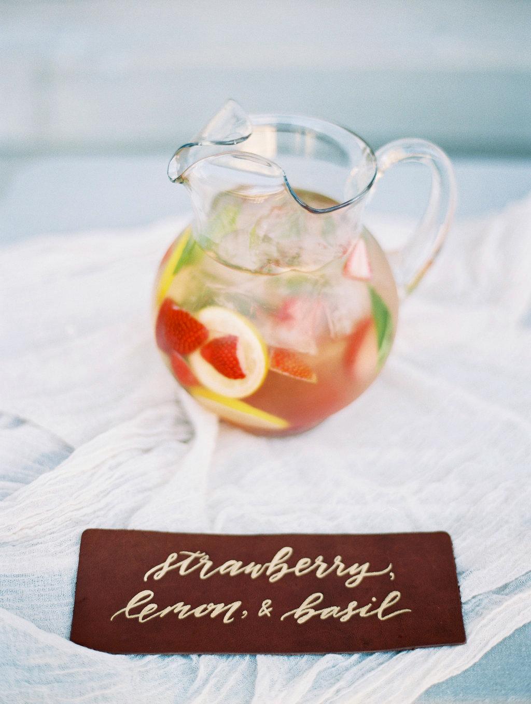 yolanda cedric wedding water