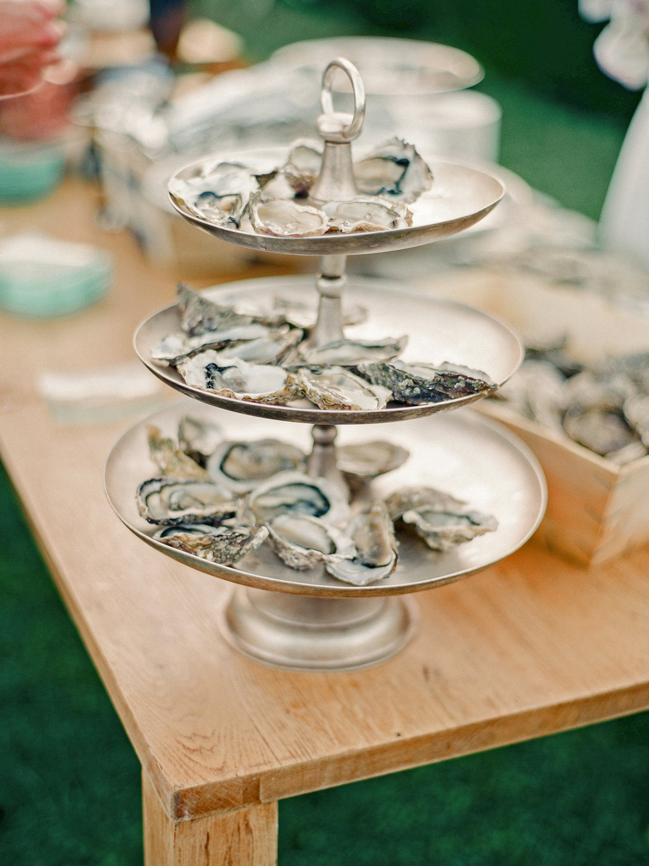 oyster appetizers