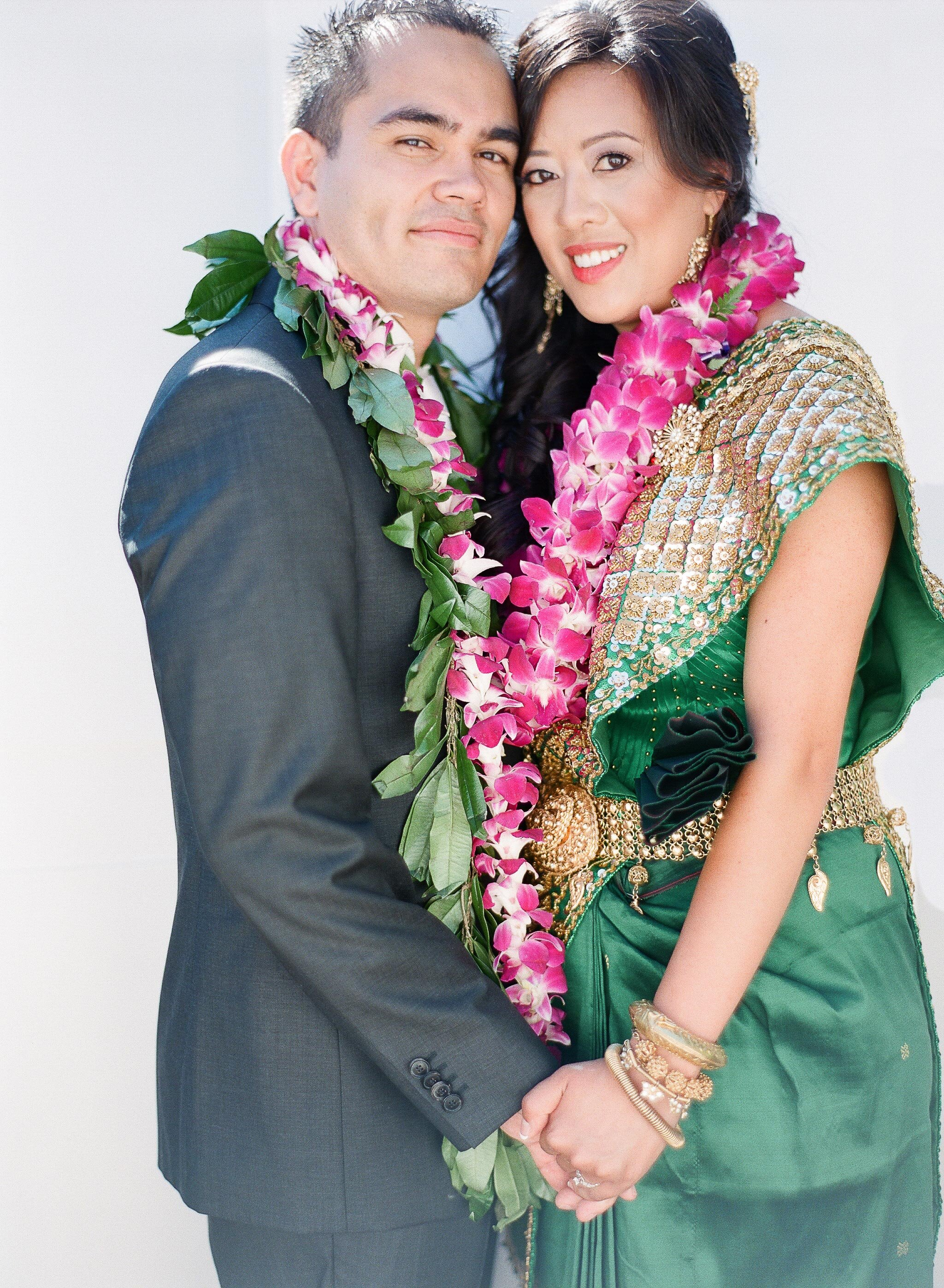 3cd0e0a3fa A Colorful, Traditional Cambodian and Chinese Wedding in Oregon ...