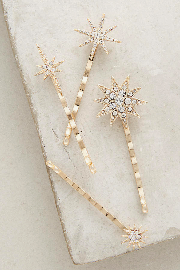 constellation bobby pin set