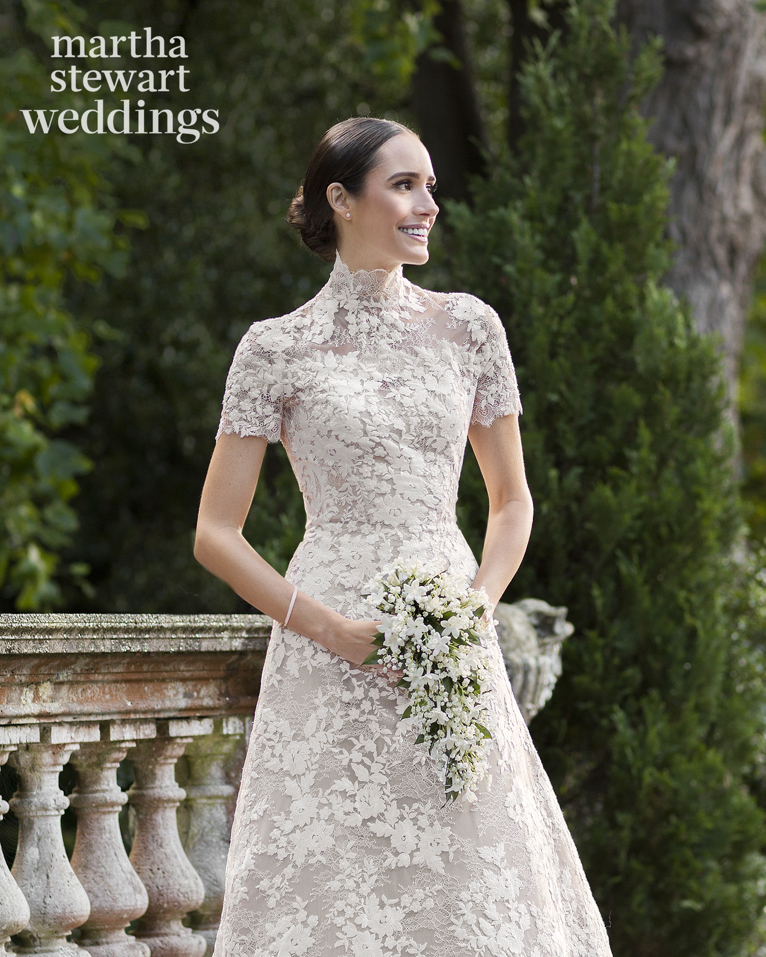 Louise Roe wedding dress