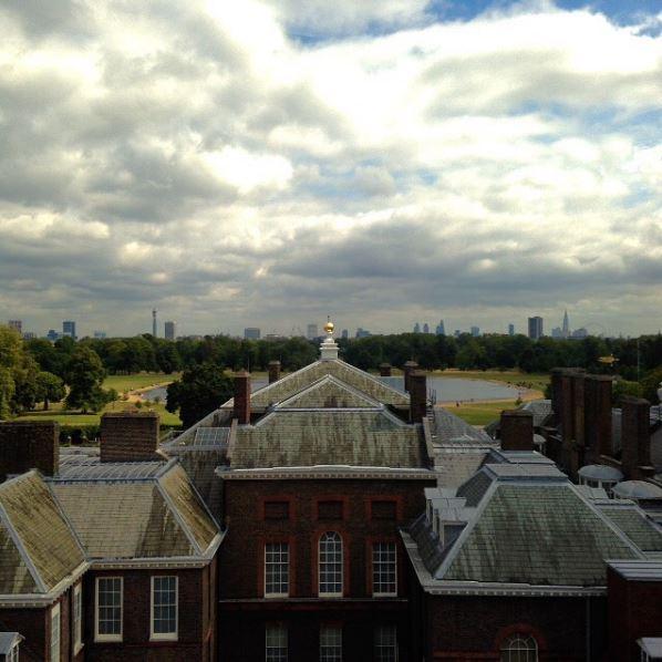 Kensington Palace Rooftop