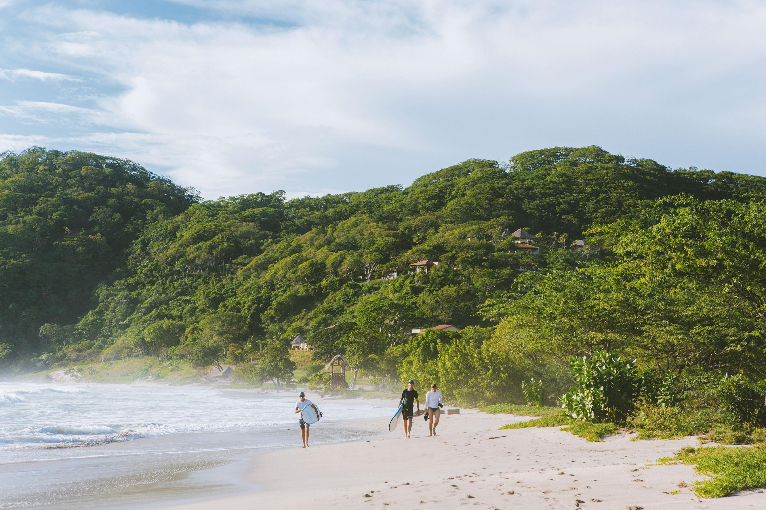 honeymoon Nicaragua