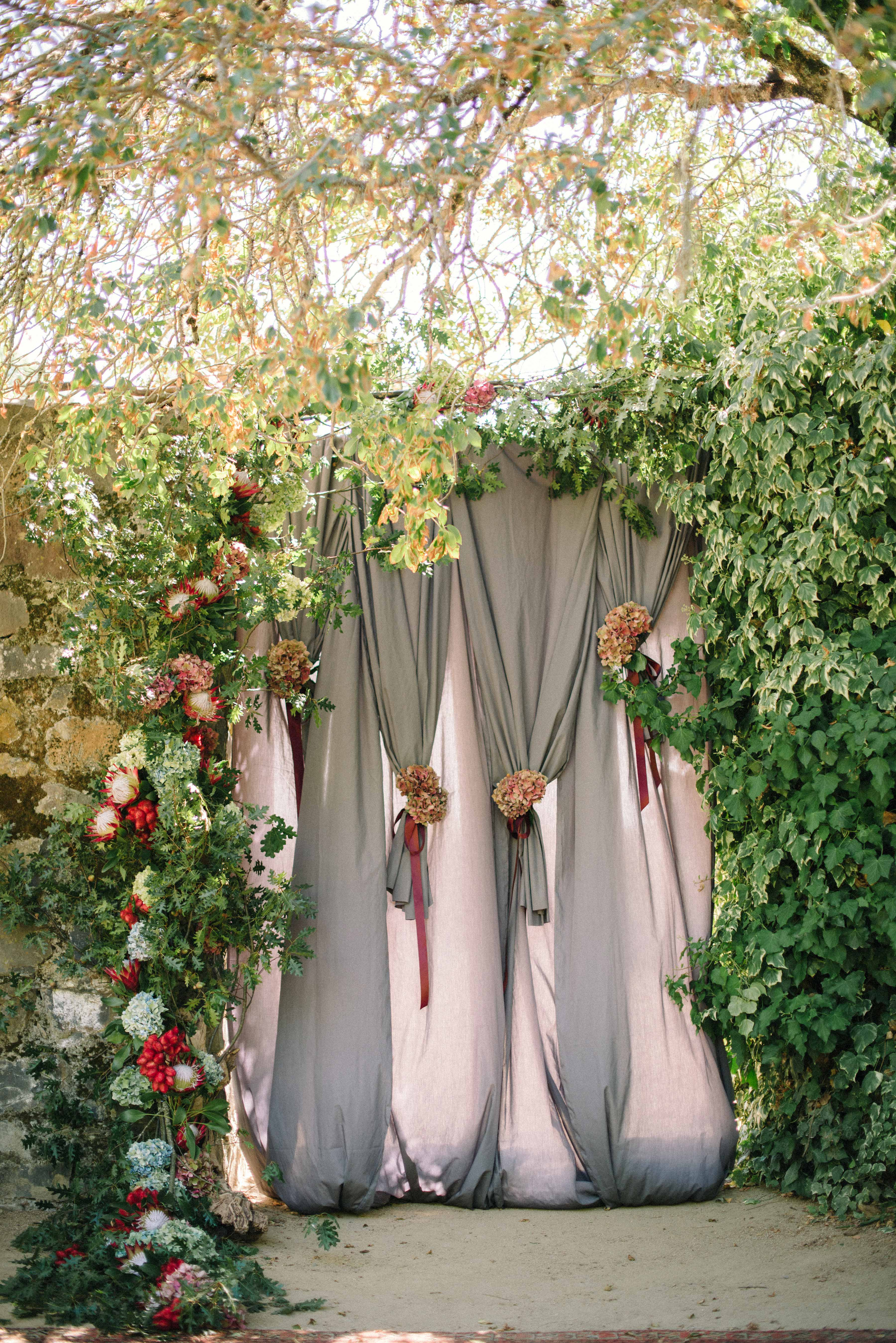 The Ceremony Backdrop