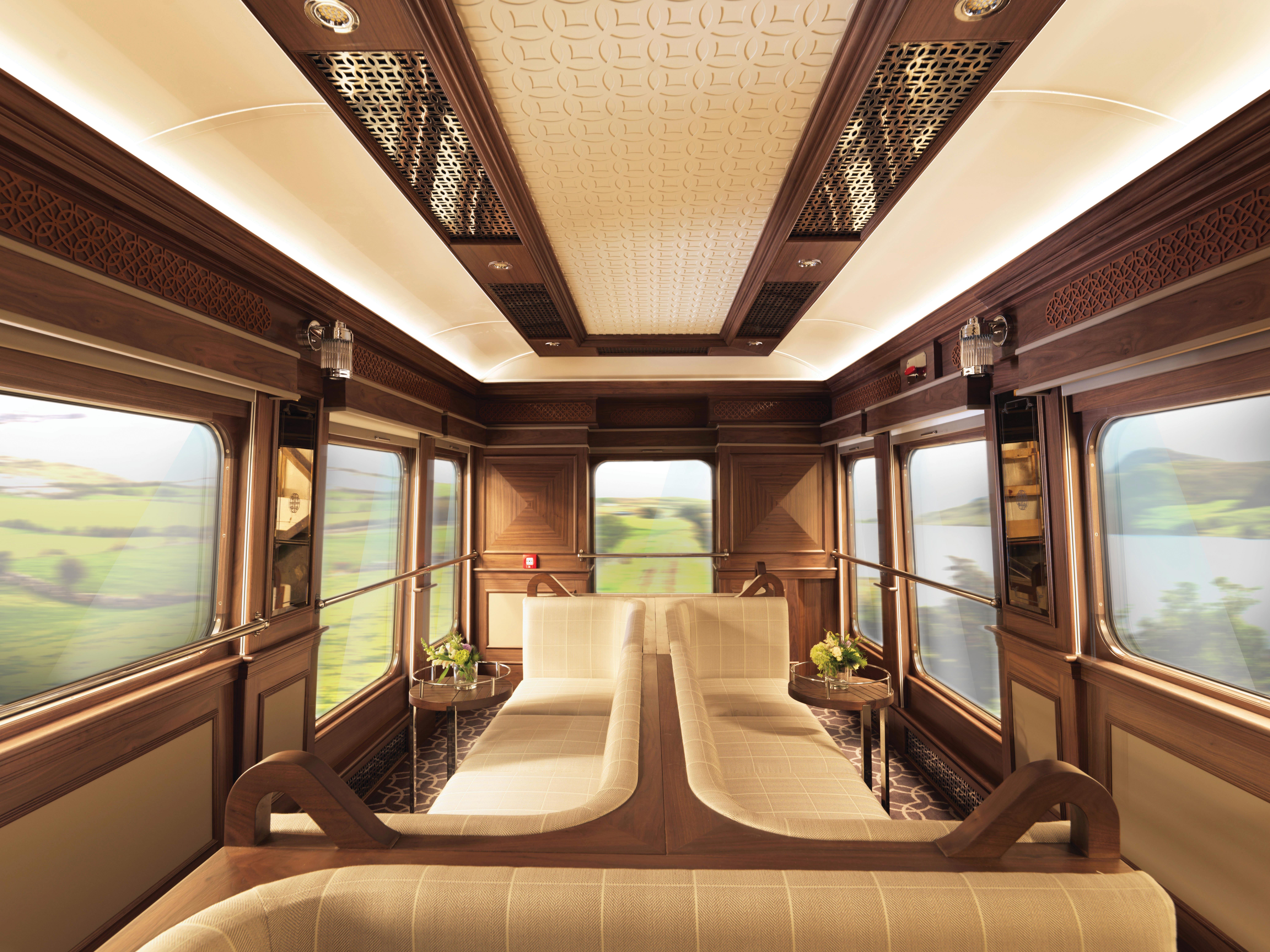 Ireland train travel