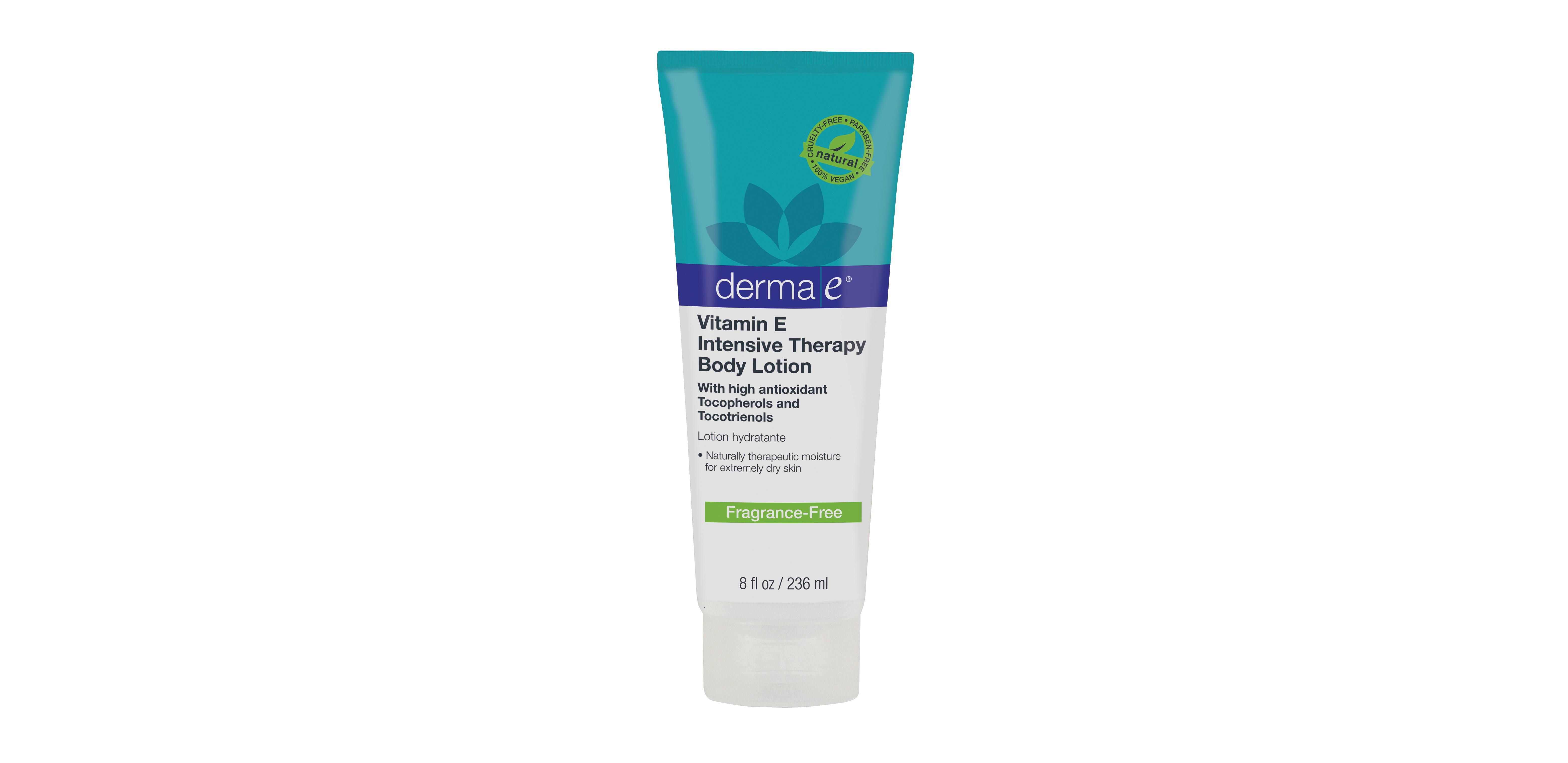 derma e fragrance free vitamin e lotion
