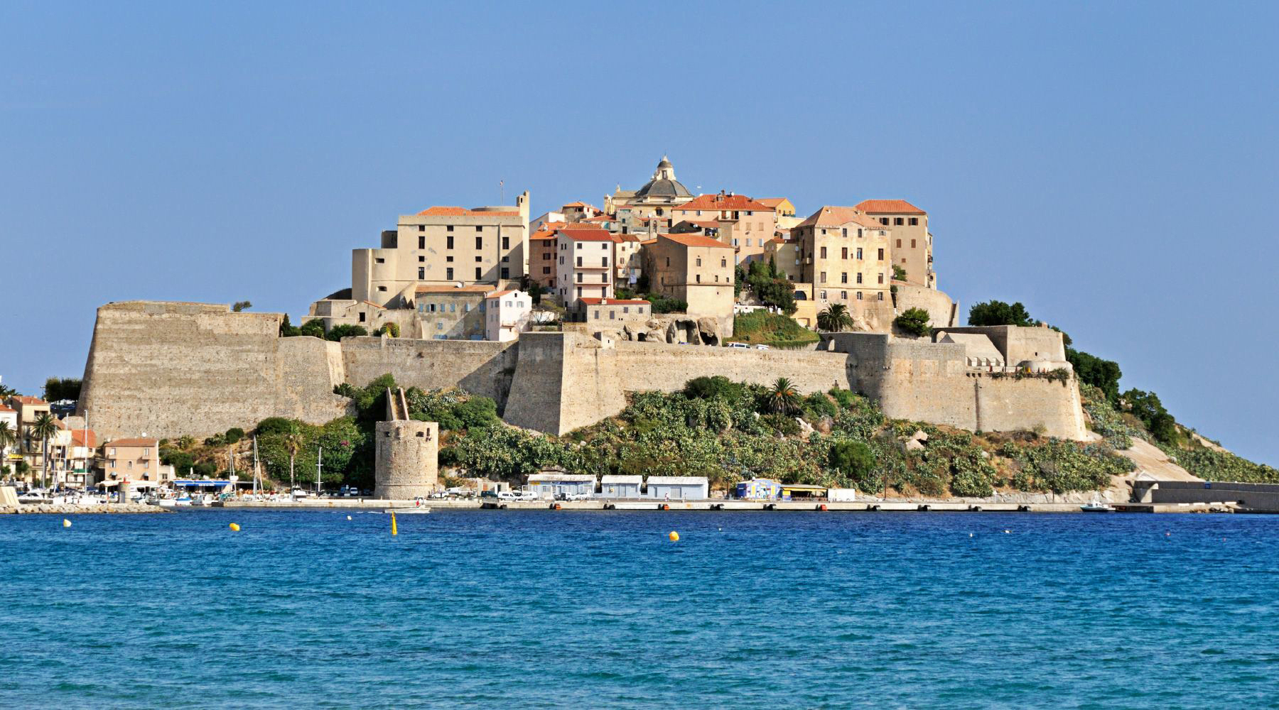 romantic destinations france calvi