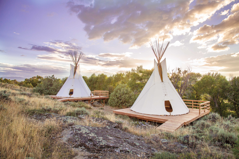 Brust Creek Ranch resort