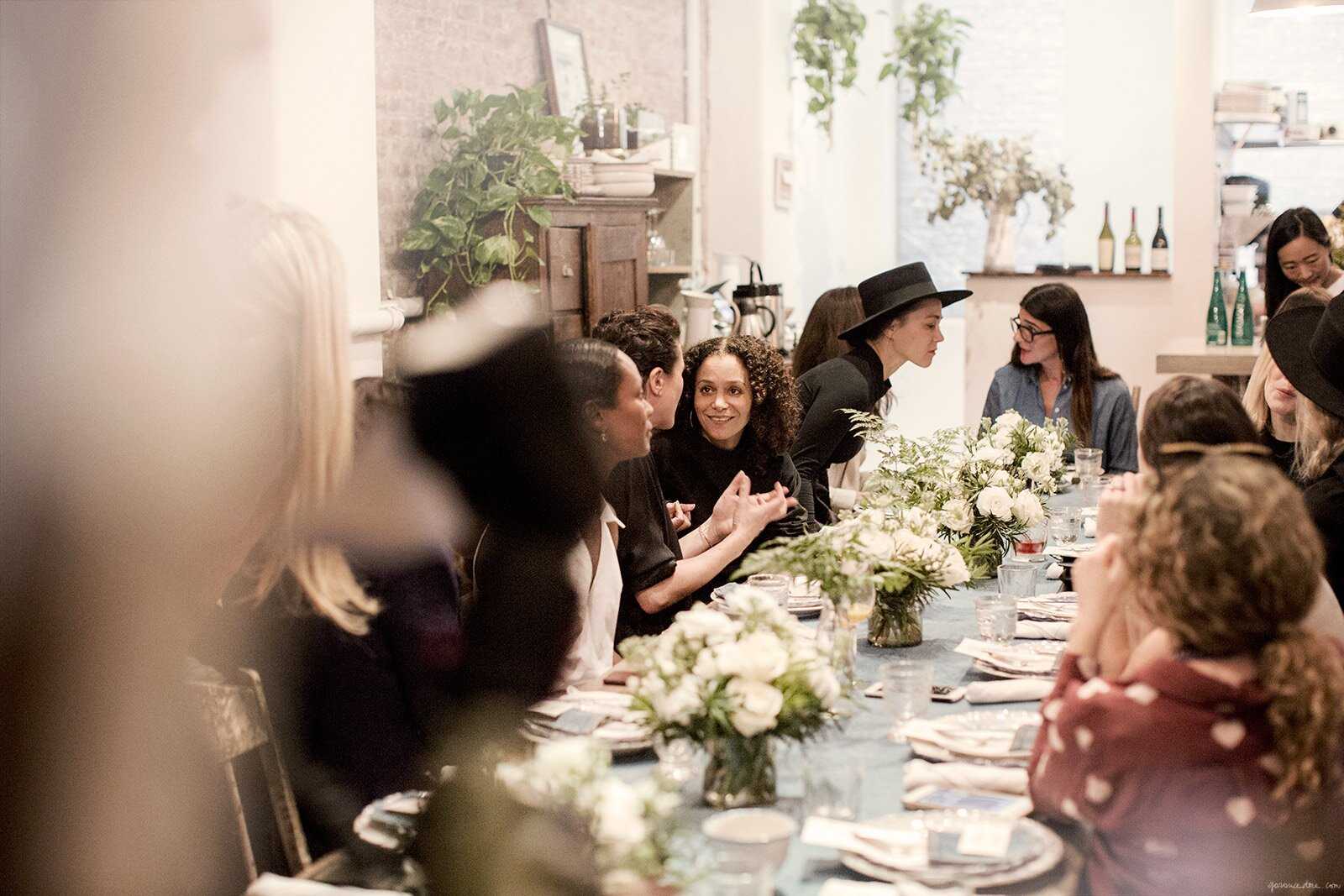 8 Tips For Throwing A Bridal Shower At A Restaurant Martha