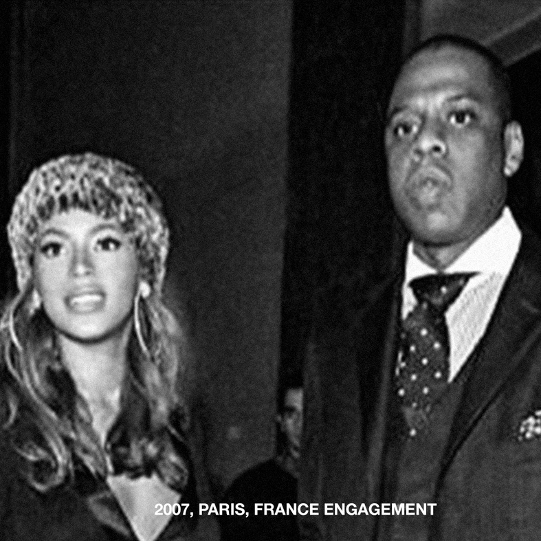 Beyonce and Jay Z engagement