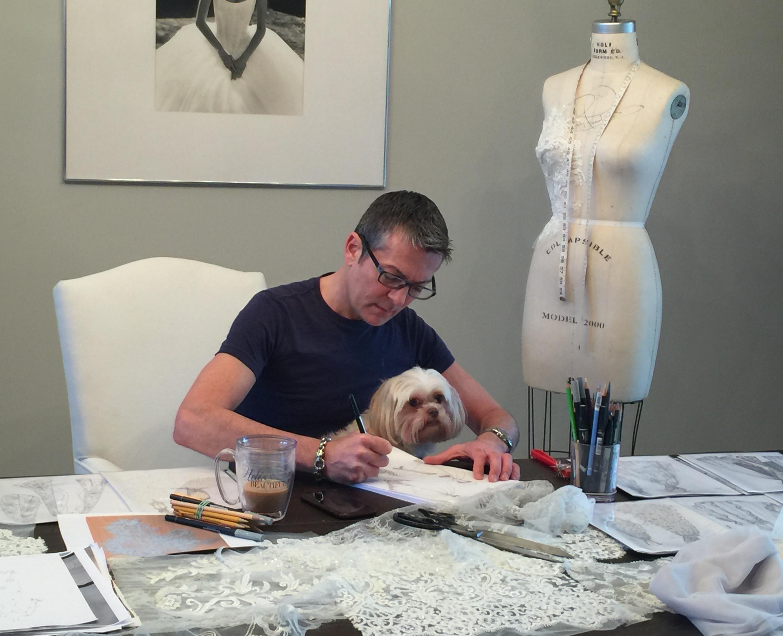 Randy Fenoli First Wedding Dress Collection
