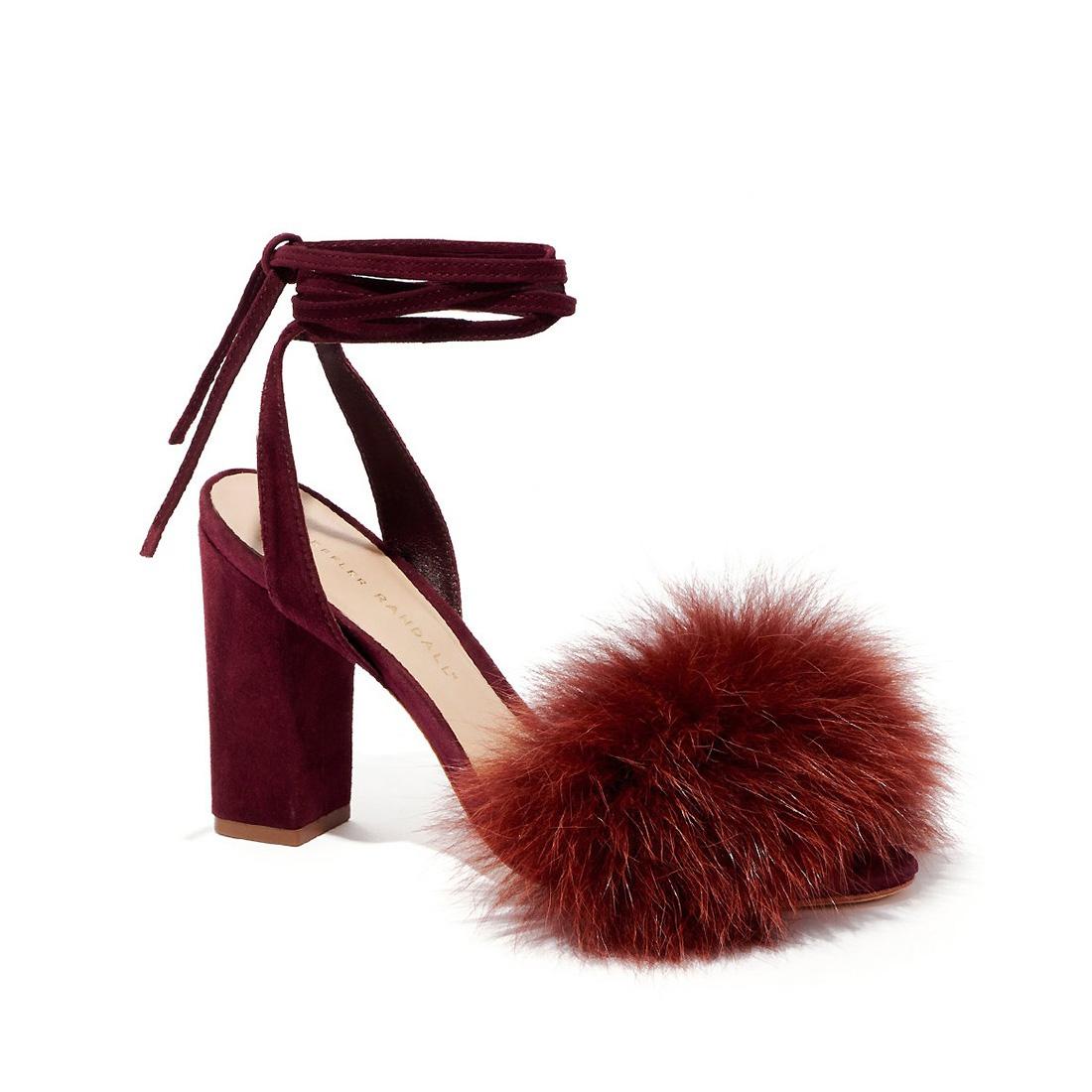 loeffler randall nicolette heel sandal