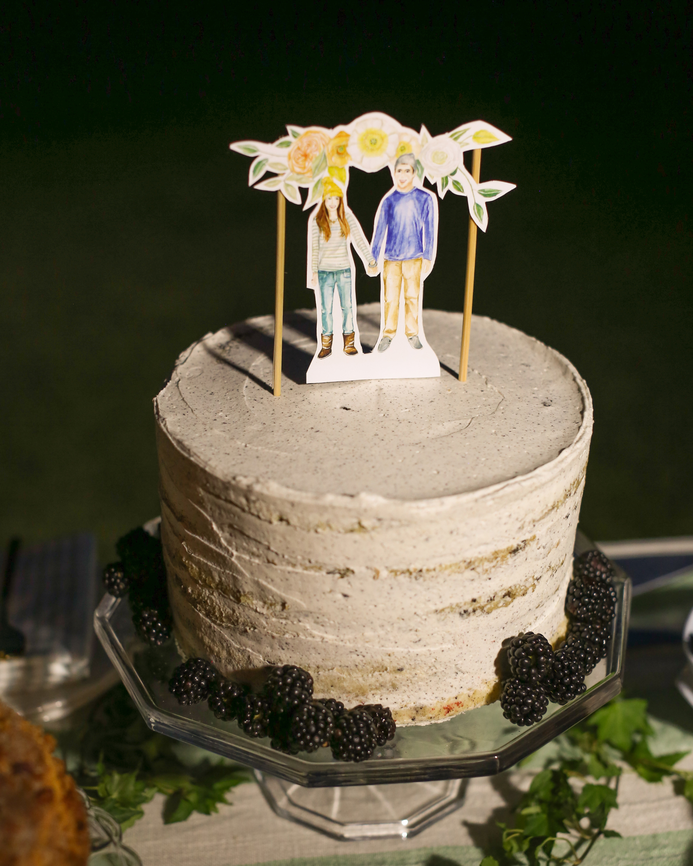 Serve a Groom's Cake