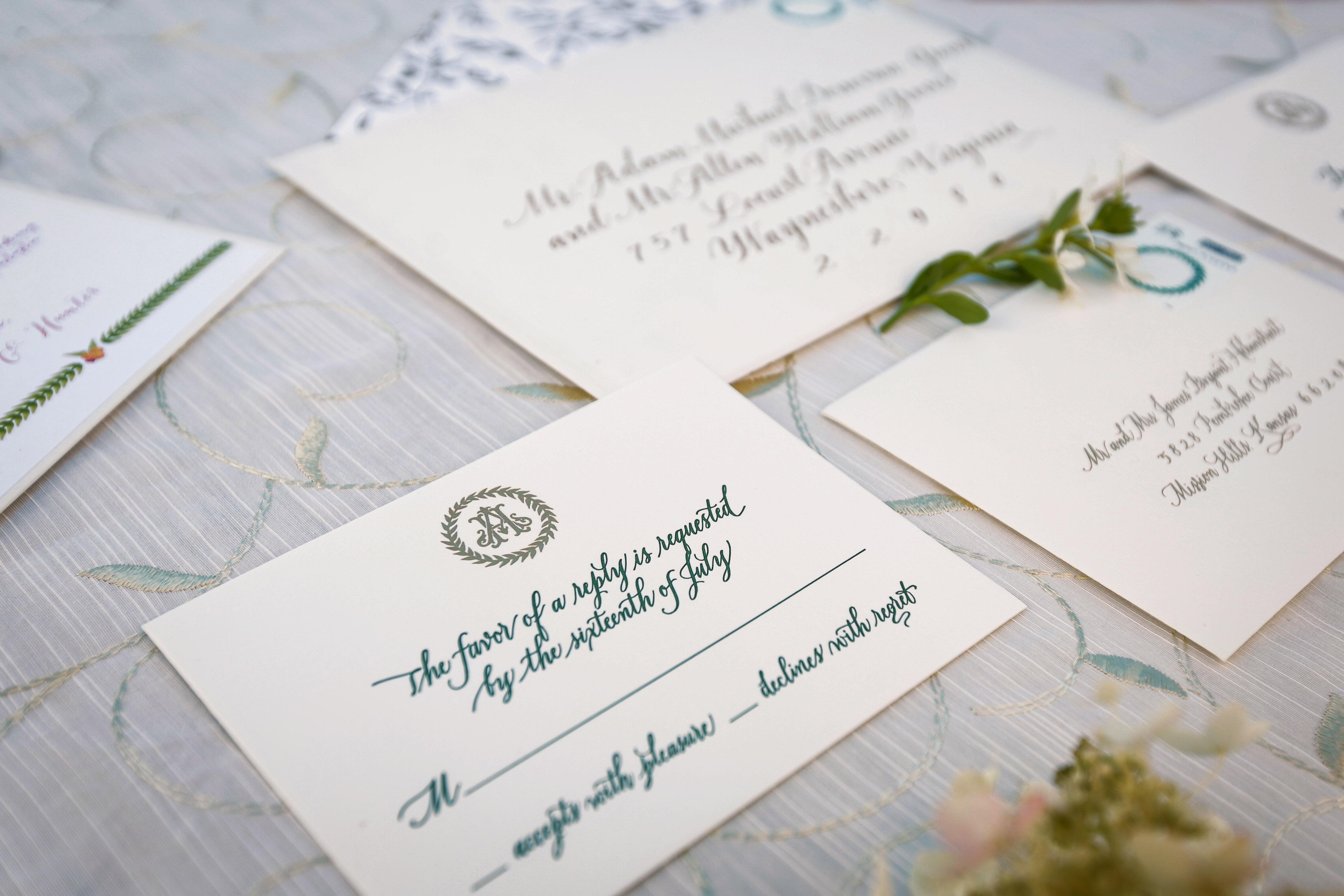 invitation protocol keep info separate