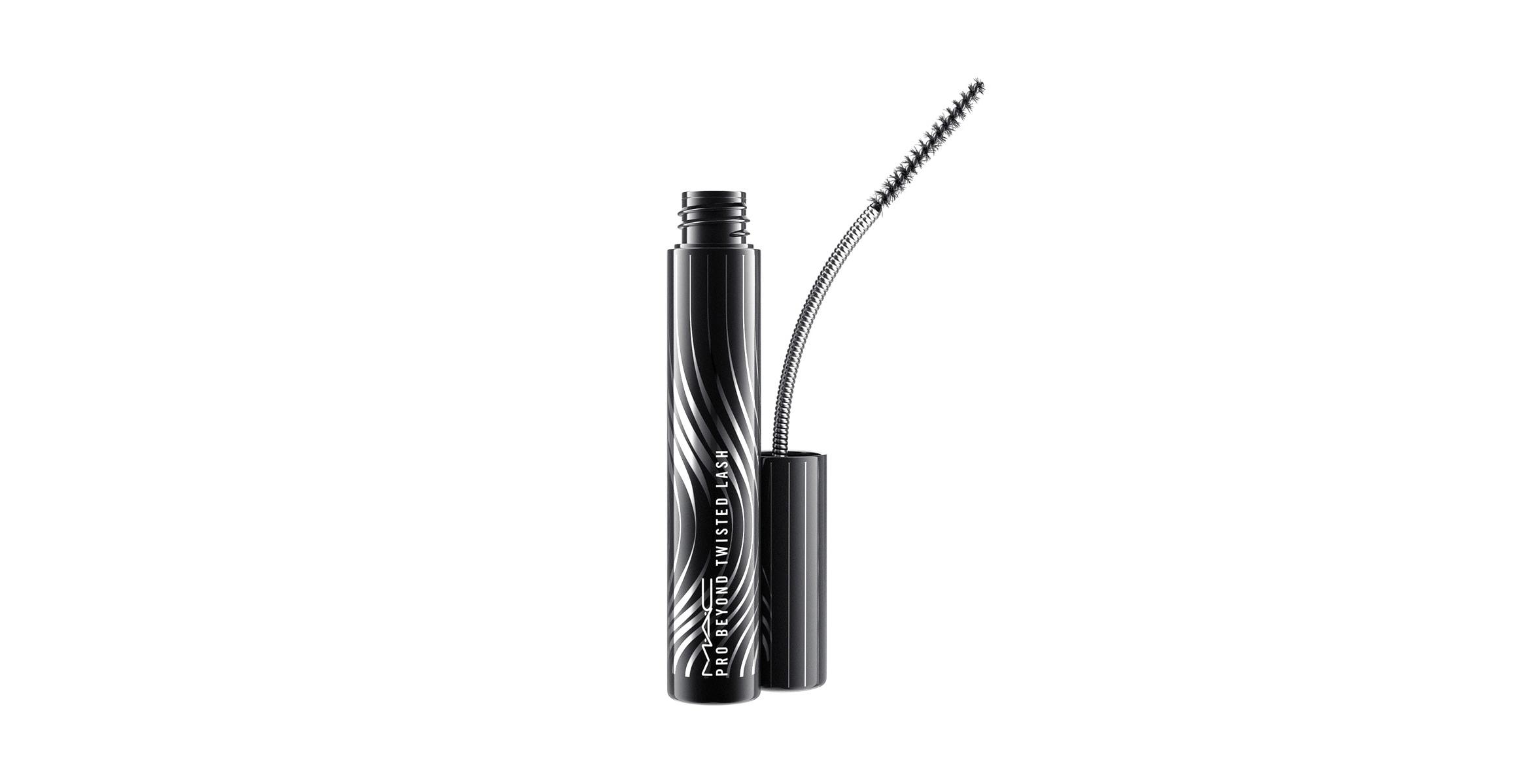 mac cosmetics pro beyond twisted lash mascara