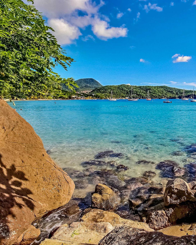 romantic caribbean destination martinique