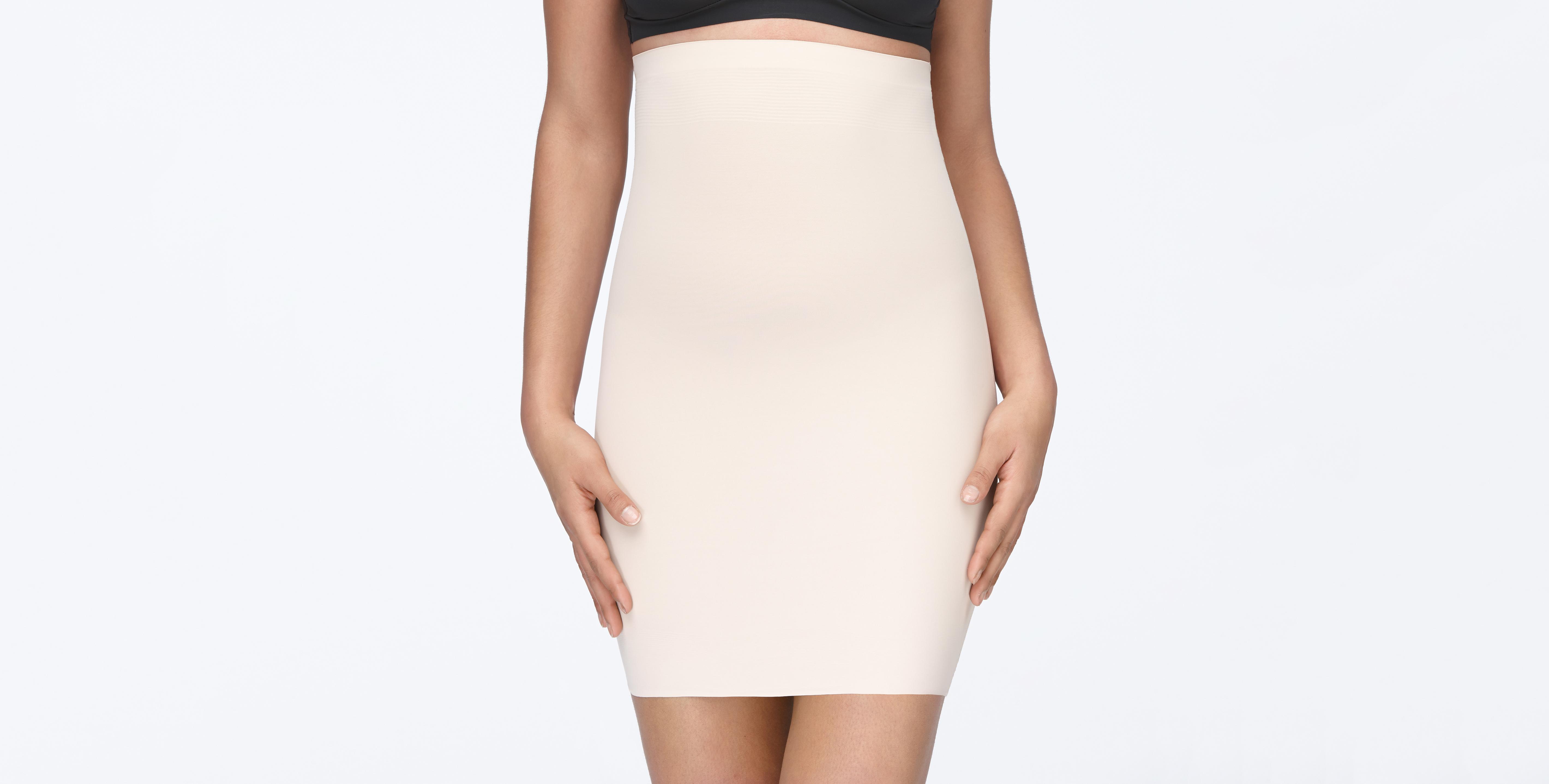 yummie heather thompson yulia skirt slip