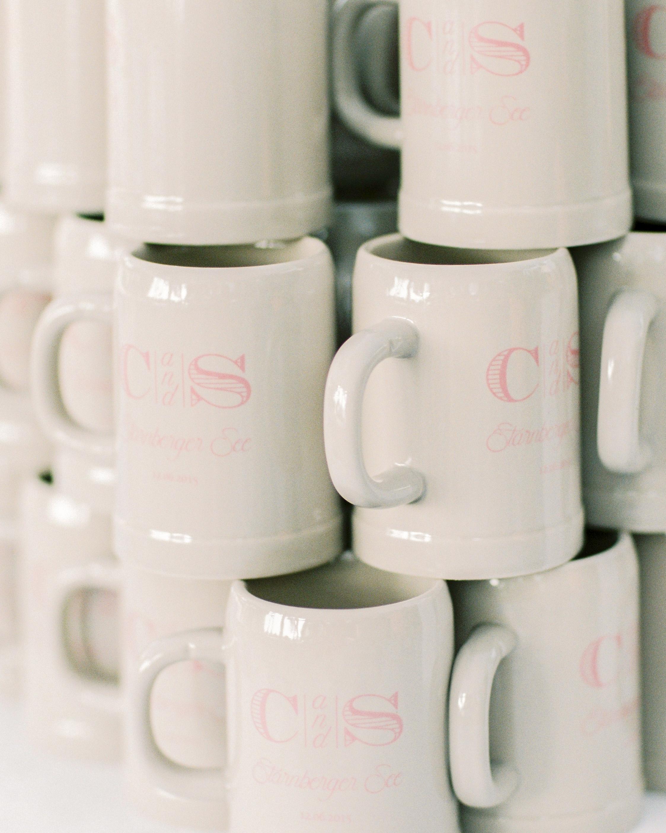 Mug Wedding Favors