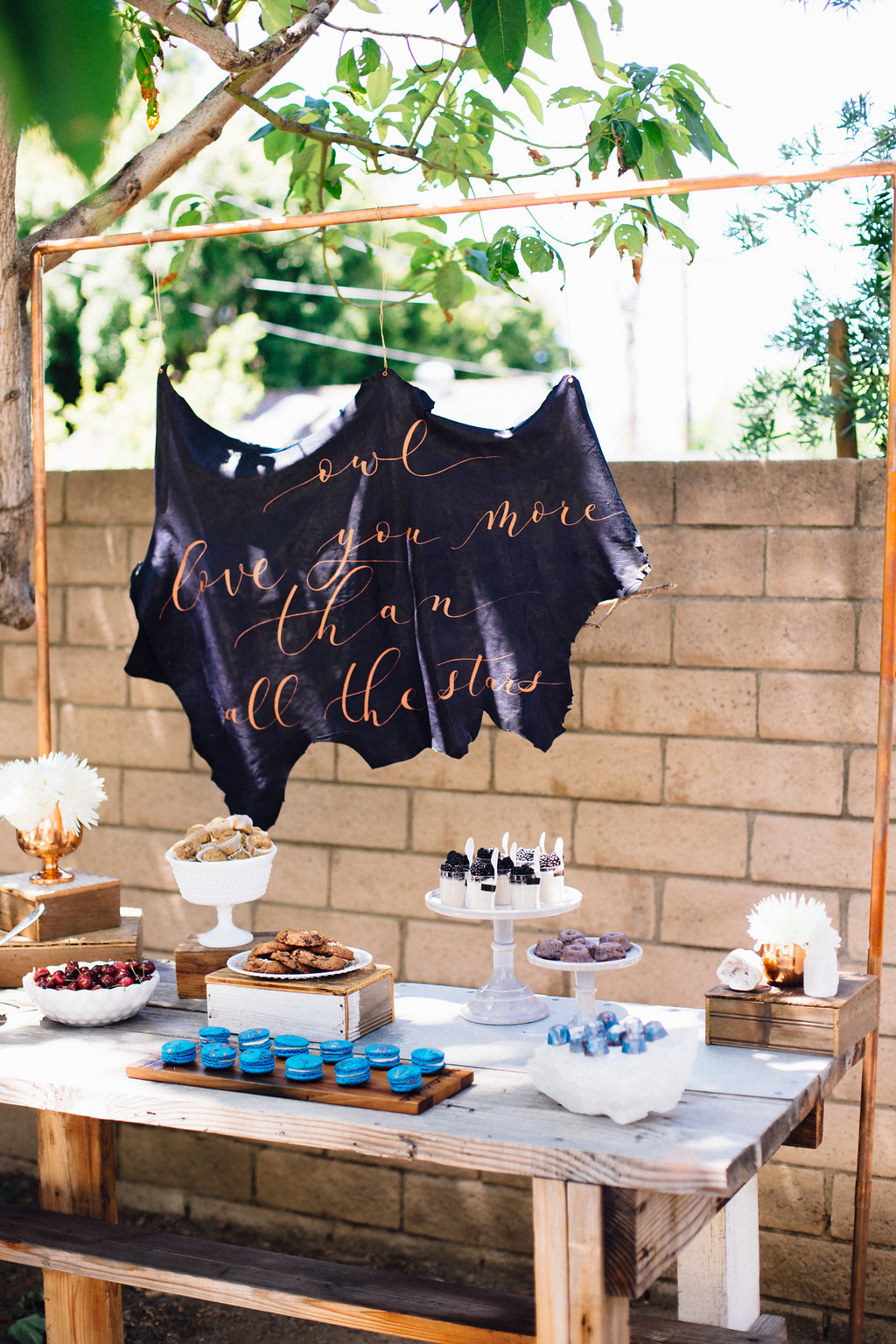 Celestial Wedding Sign