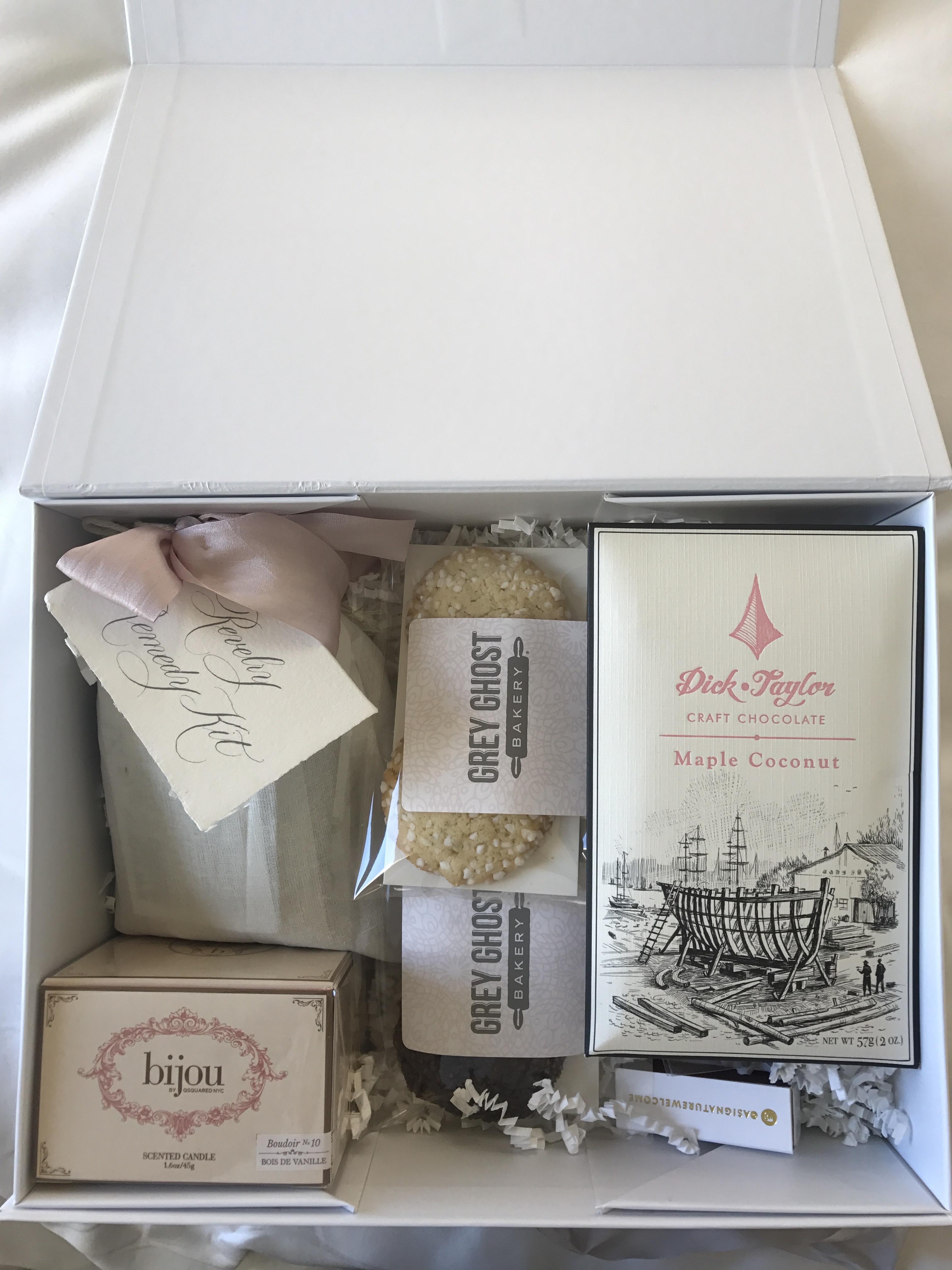 Dewberry Hotel Gift Box