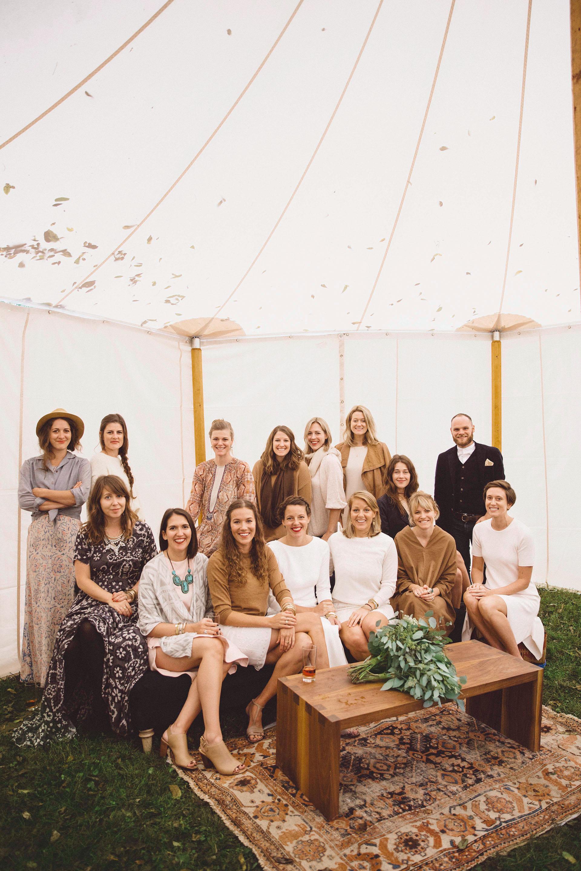 jessie tristan wedding tennessee bride sisters friends