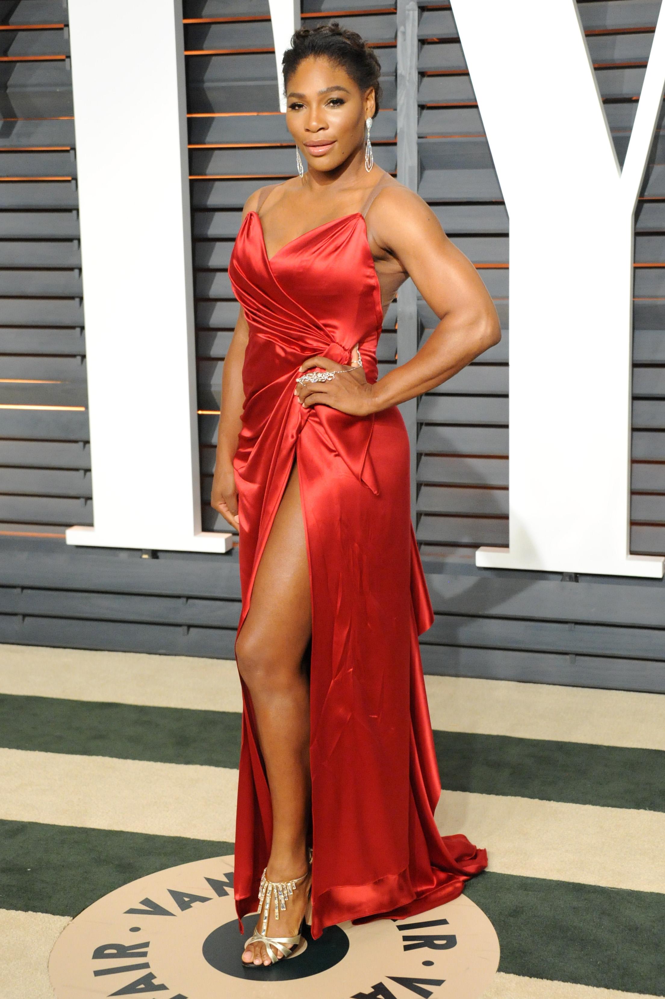 Serena Williams Red Carpet