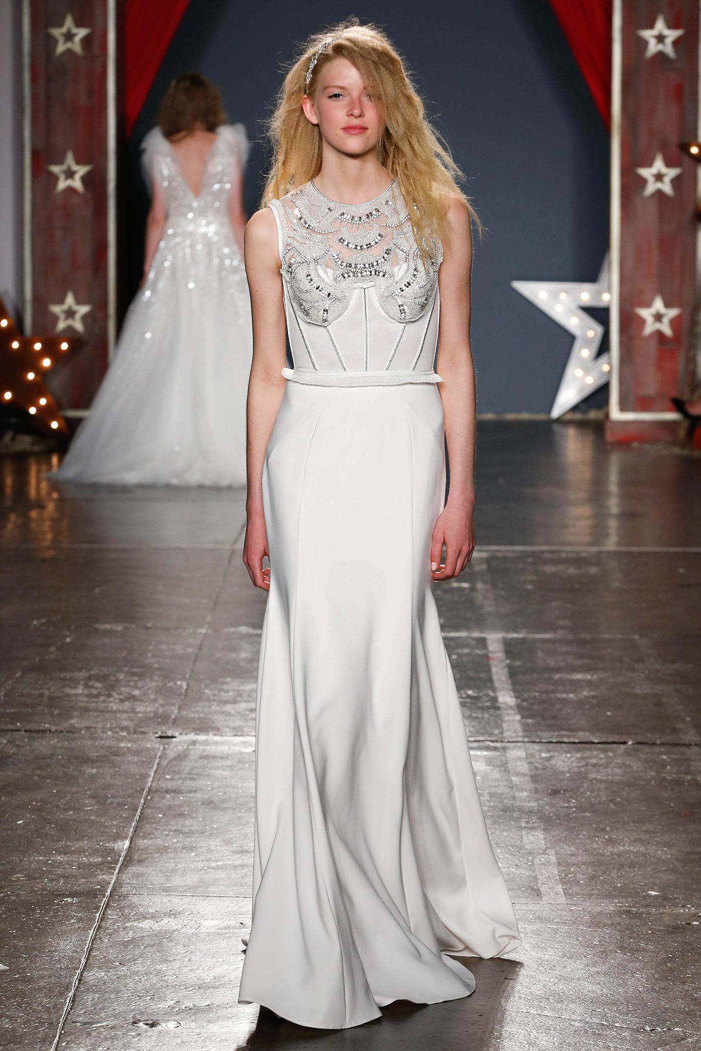Jenny Packham Spring 2018 Wedding Dress Collection Martha