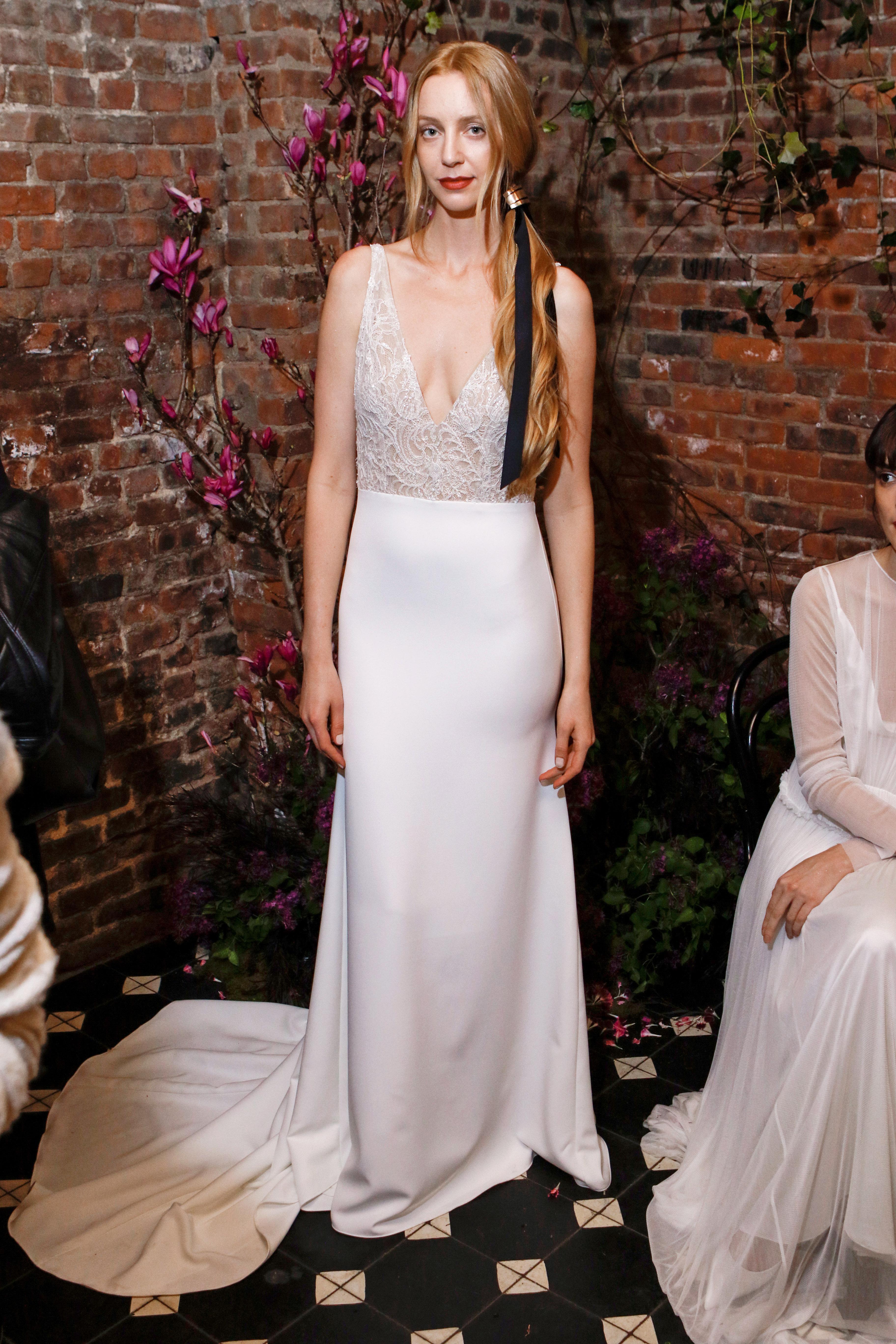 Sarah Seven Spring 2018 Wedding Dress Collection Martha Stewart