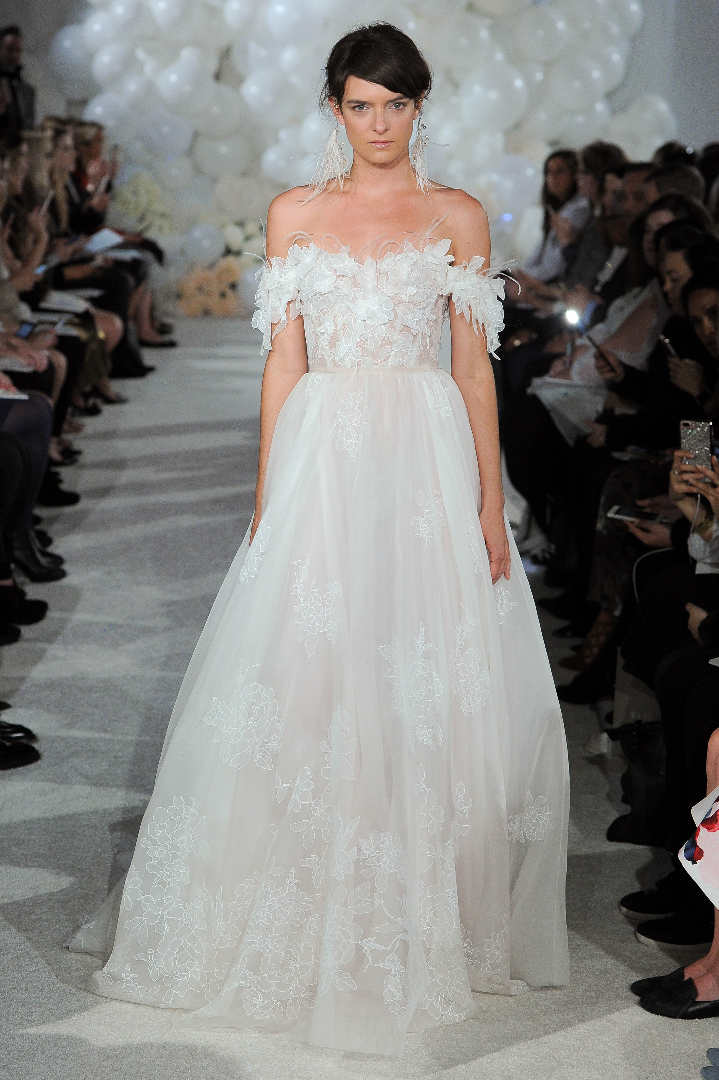 mira zwillinger wedding dress spring 2018 off-the-shoulder