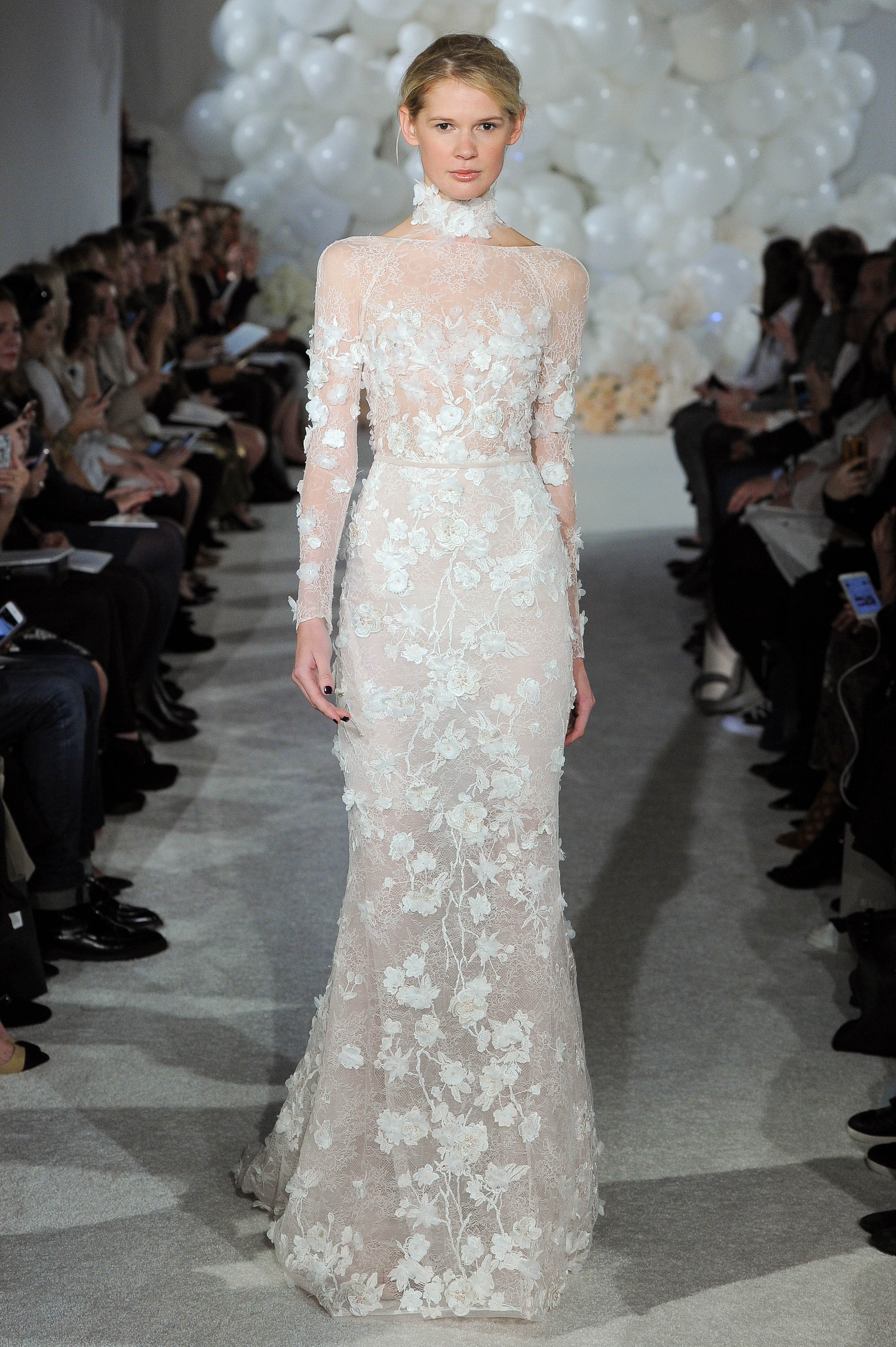 mira zwillinger wedding dress spring 2018 illusion long-sleeve