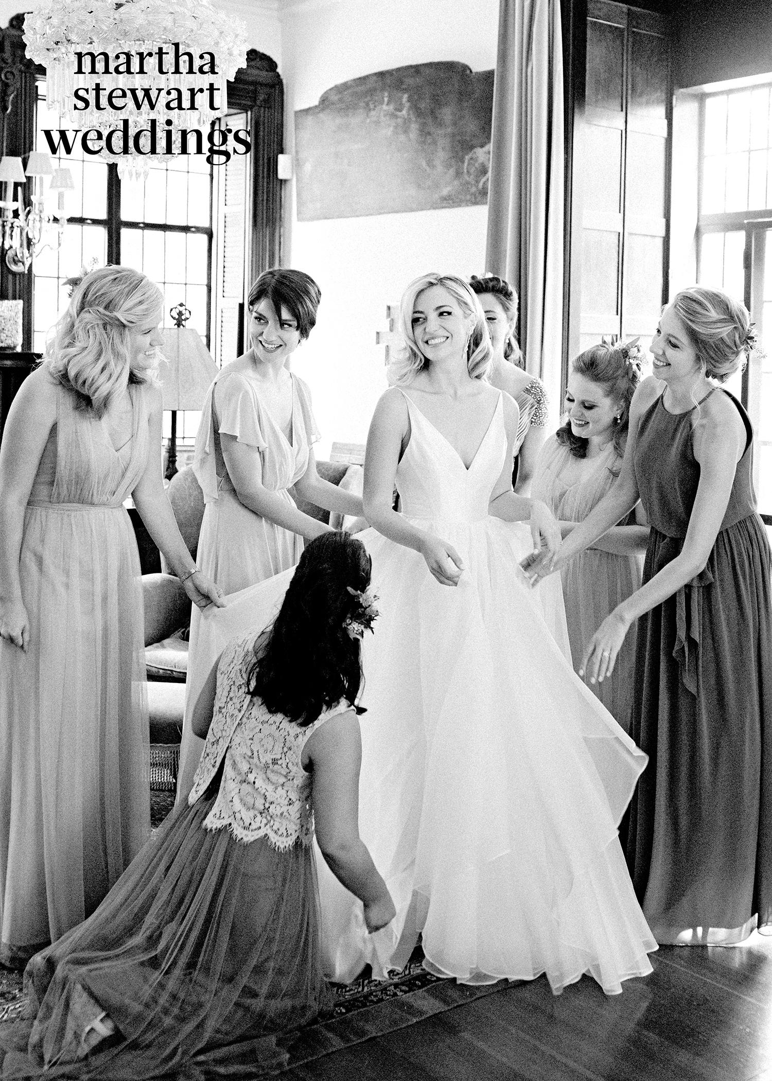 abby elliott bill kennedy wedding getting ready