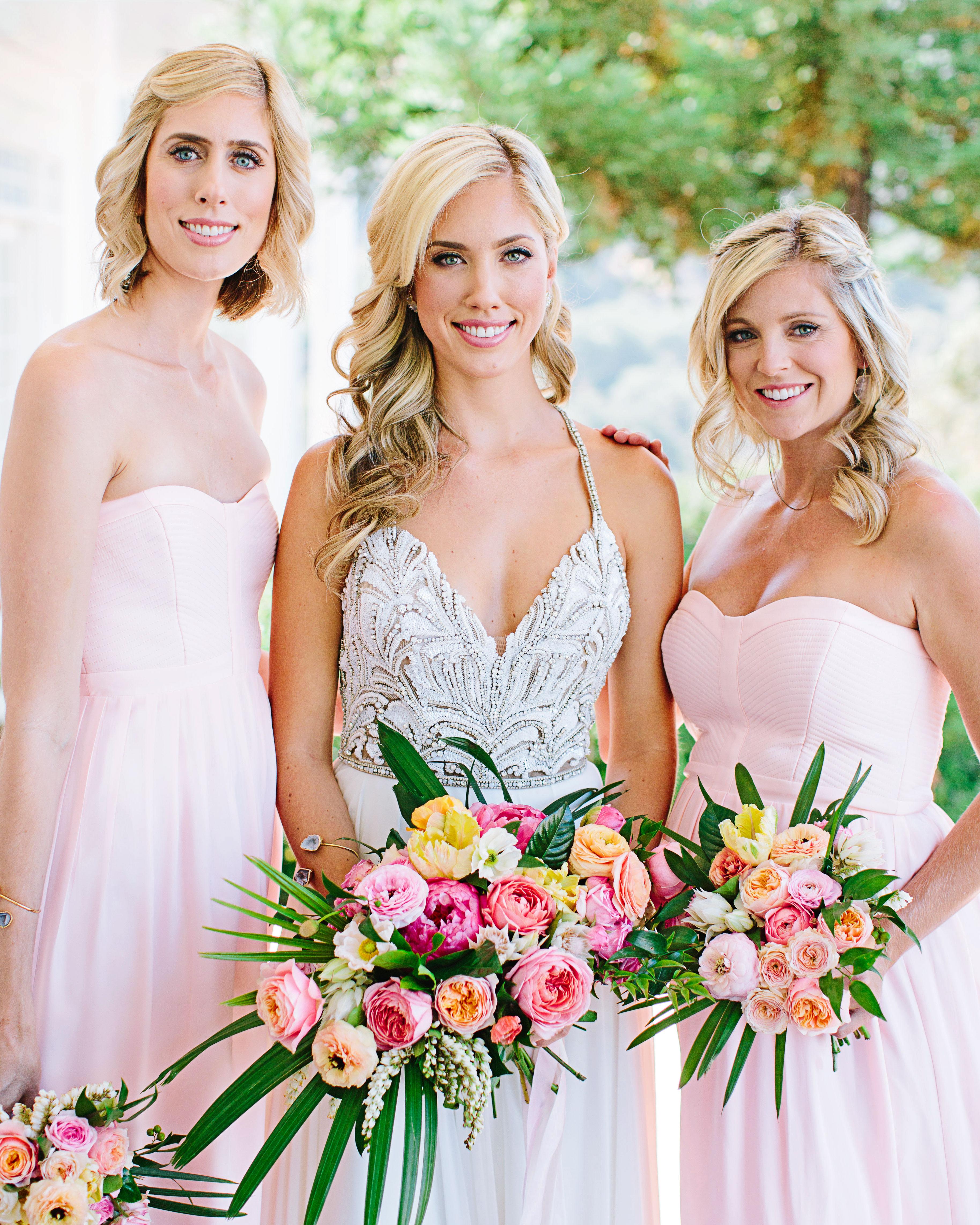 stephanie jared wedding bridesmaids