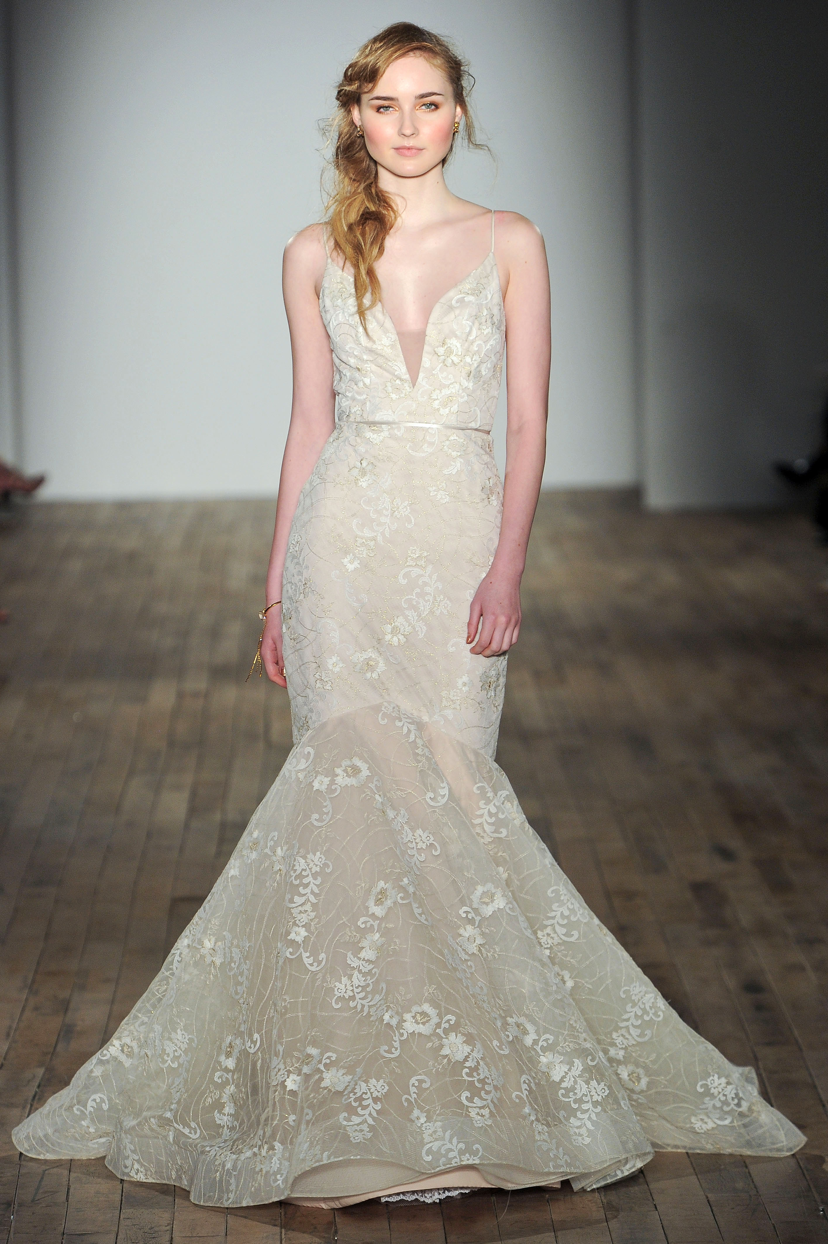 jlm tara keely mermaid spaghetti strap wedding dress spring 2018