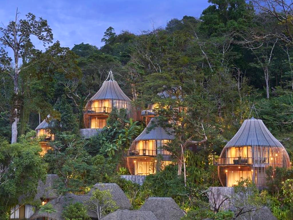 luxury pods thailand