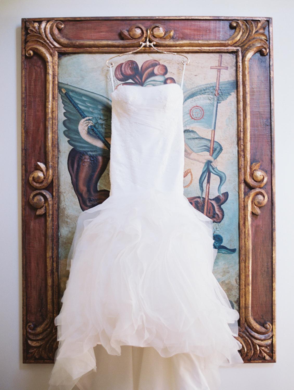 Mermaid-Style Wedding Dress