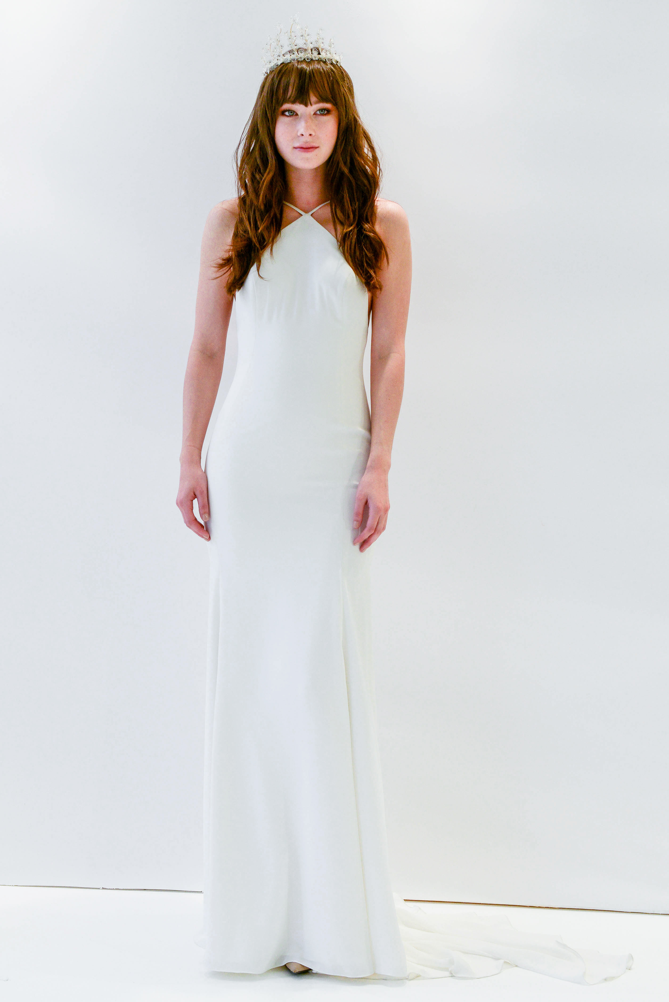 Willowby by Watters halter wedding dress spring 2018
