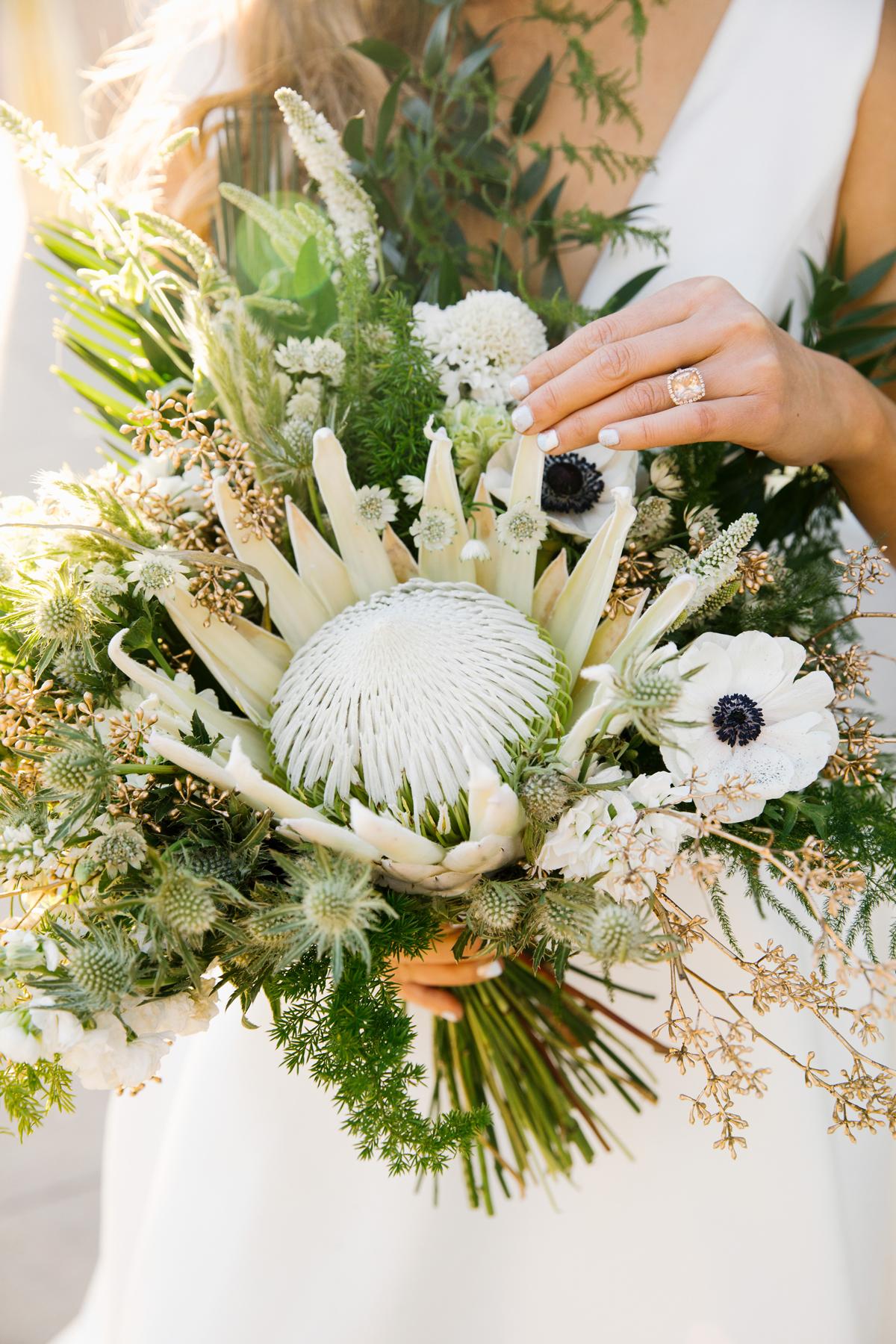anemone bouquets jenn emerling