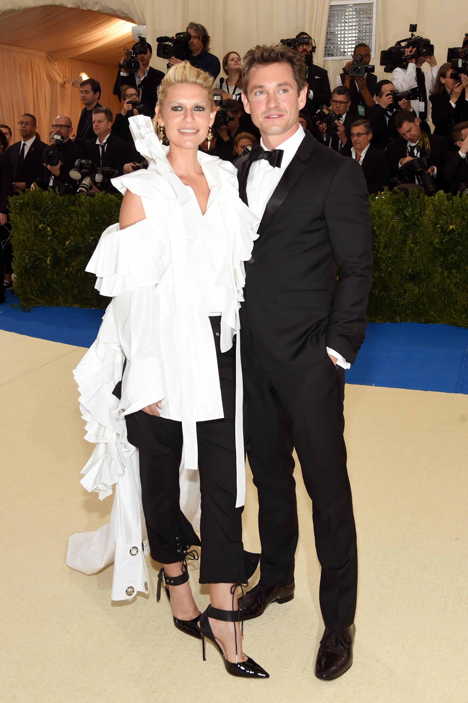 Claire Danes and Hugh Dancy Met Gala 2017