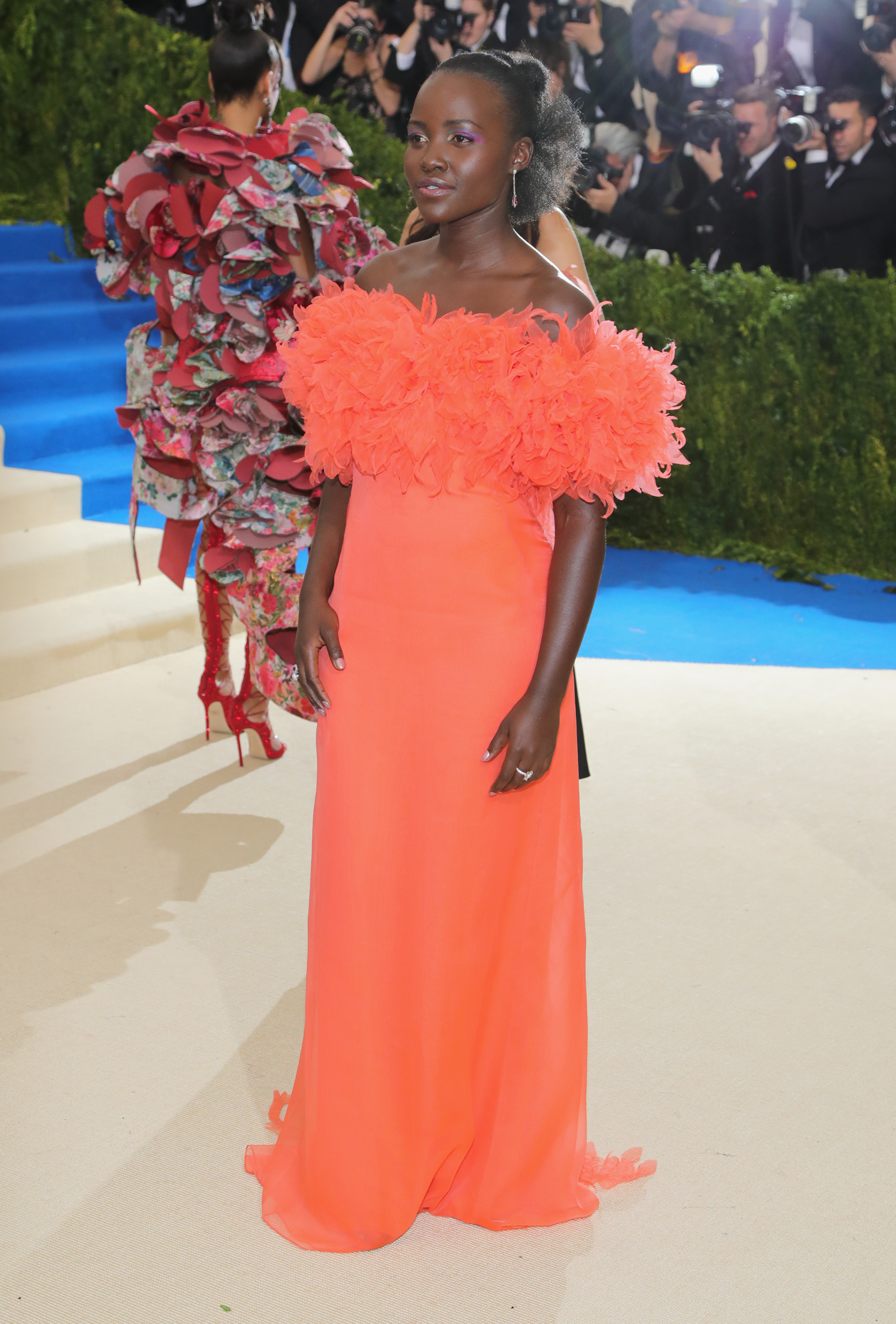 Lupita Nyong'o Met Gala 2017 Dress