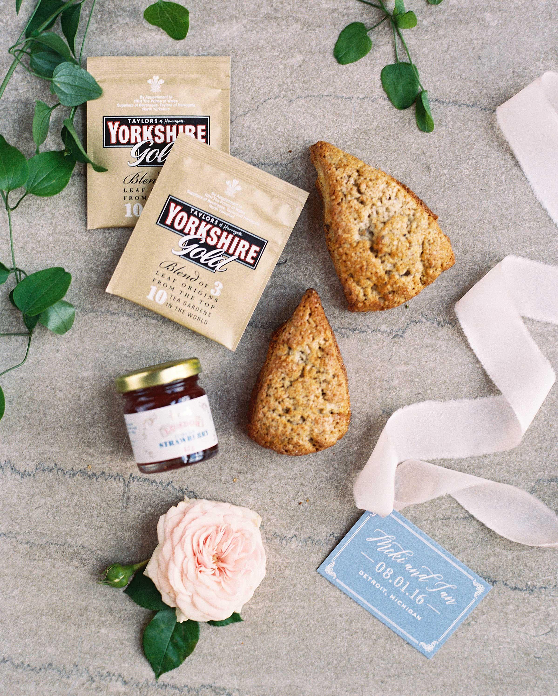 meki ian wedding michigan breakfast boxes