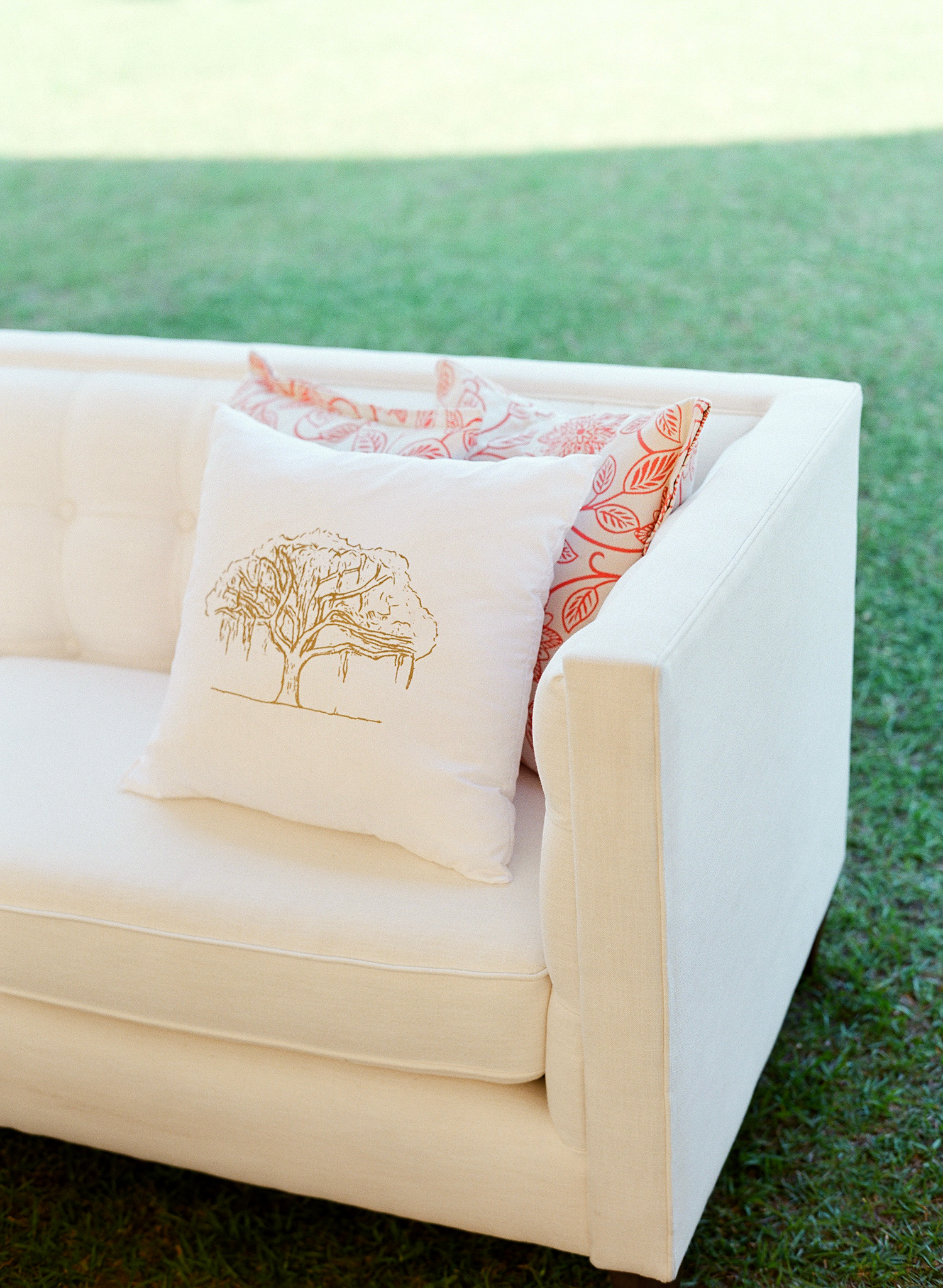 giordana and geoffrey sofa and pillows