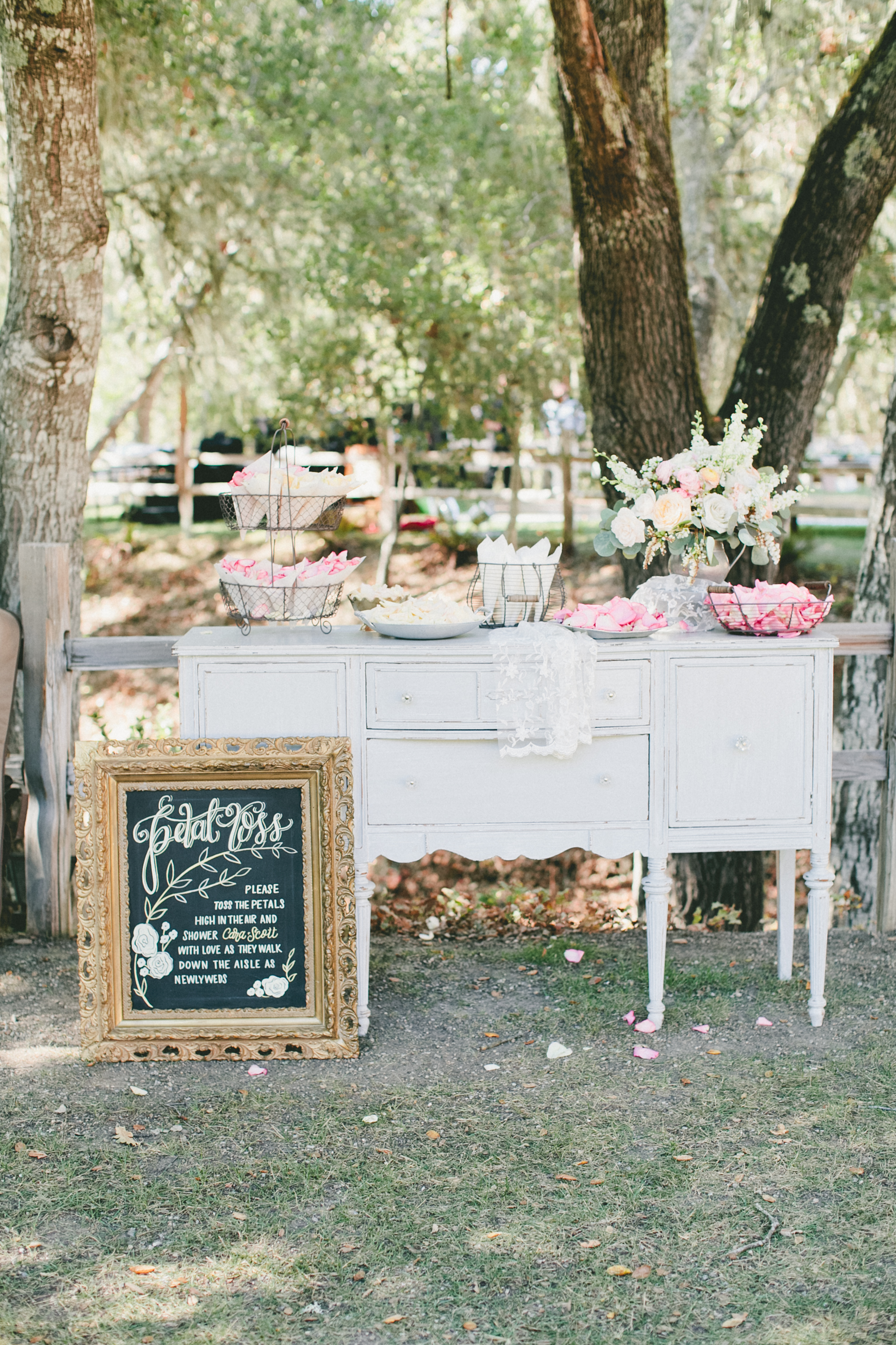 Build Your Own Petal Bar