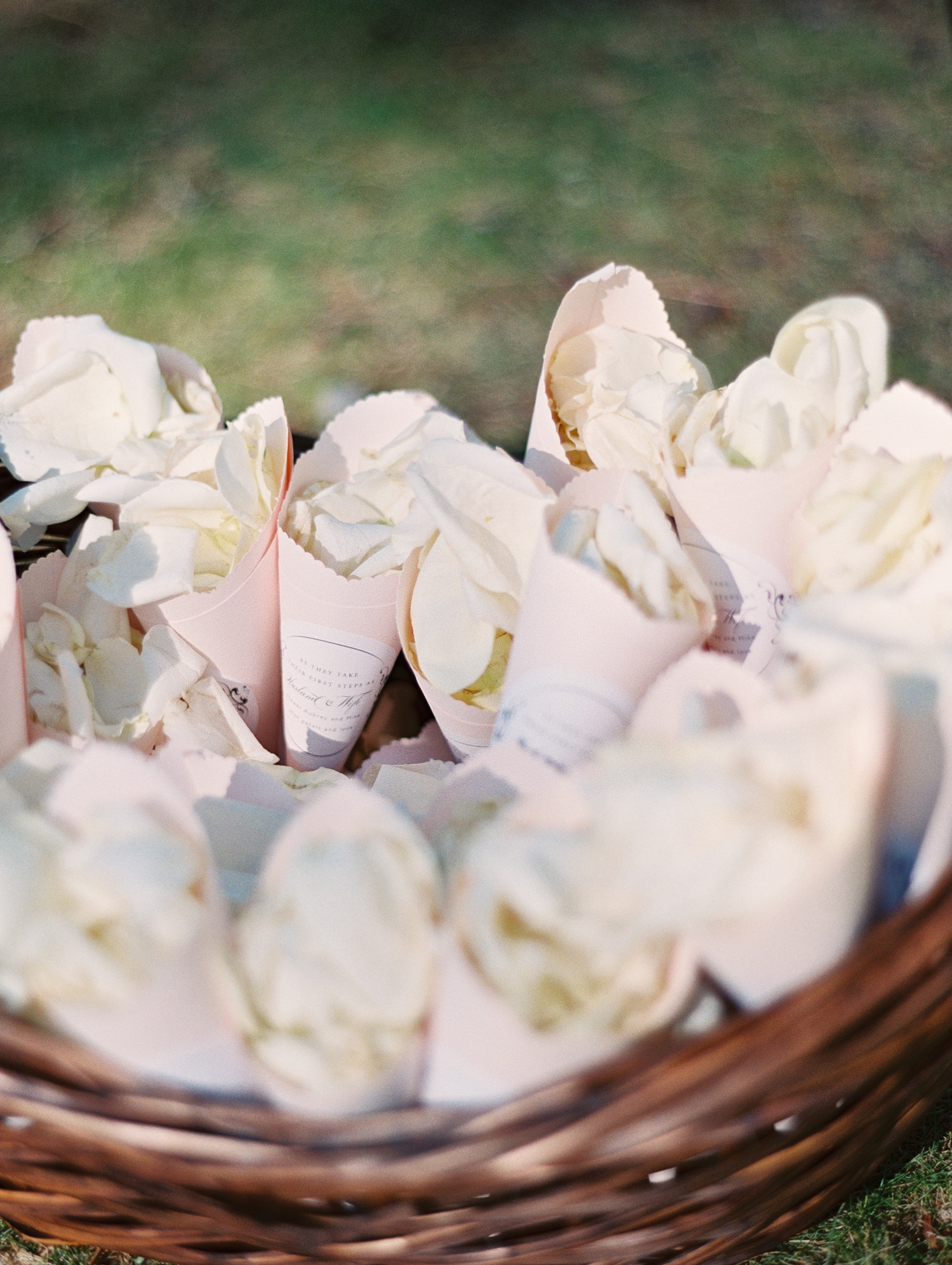 Personalized Petal Bar