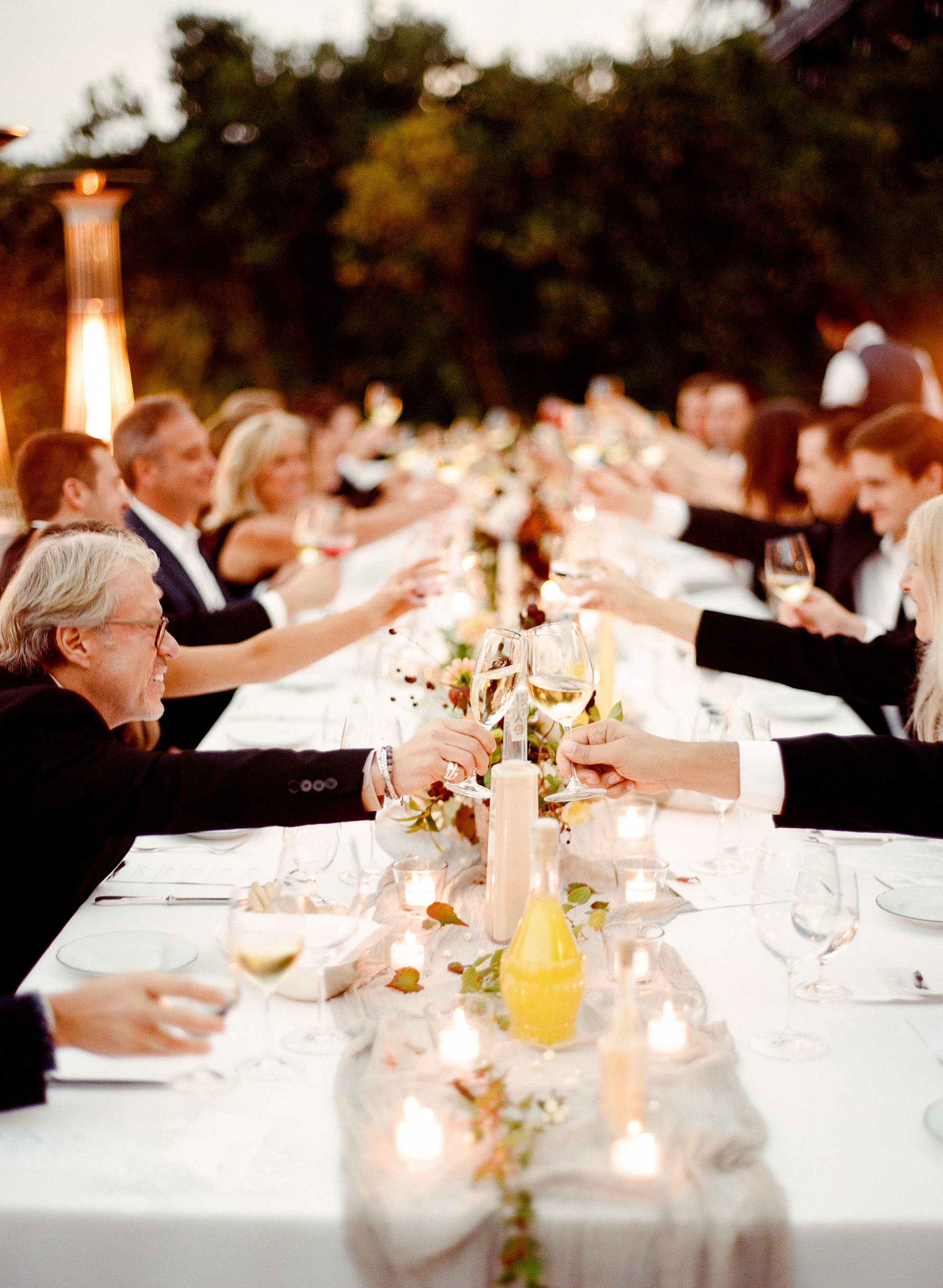 How To Plan A First Anniversary Party Martha Stewart Weddings