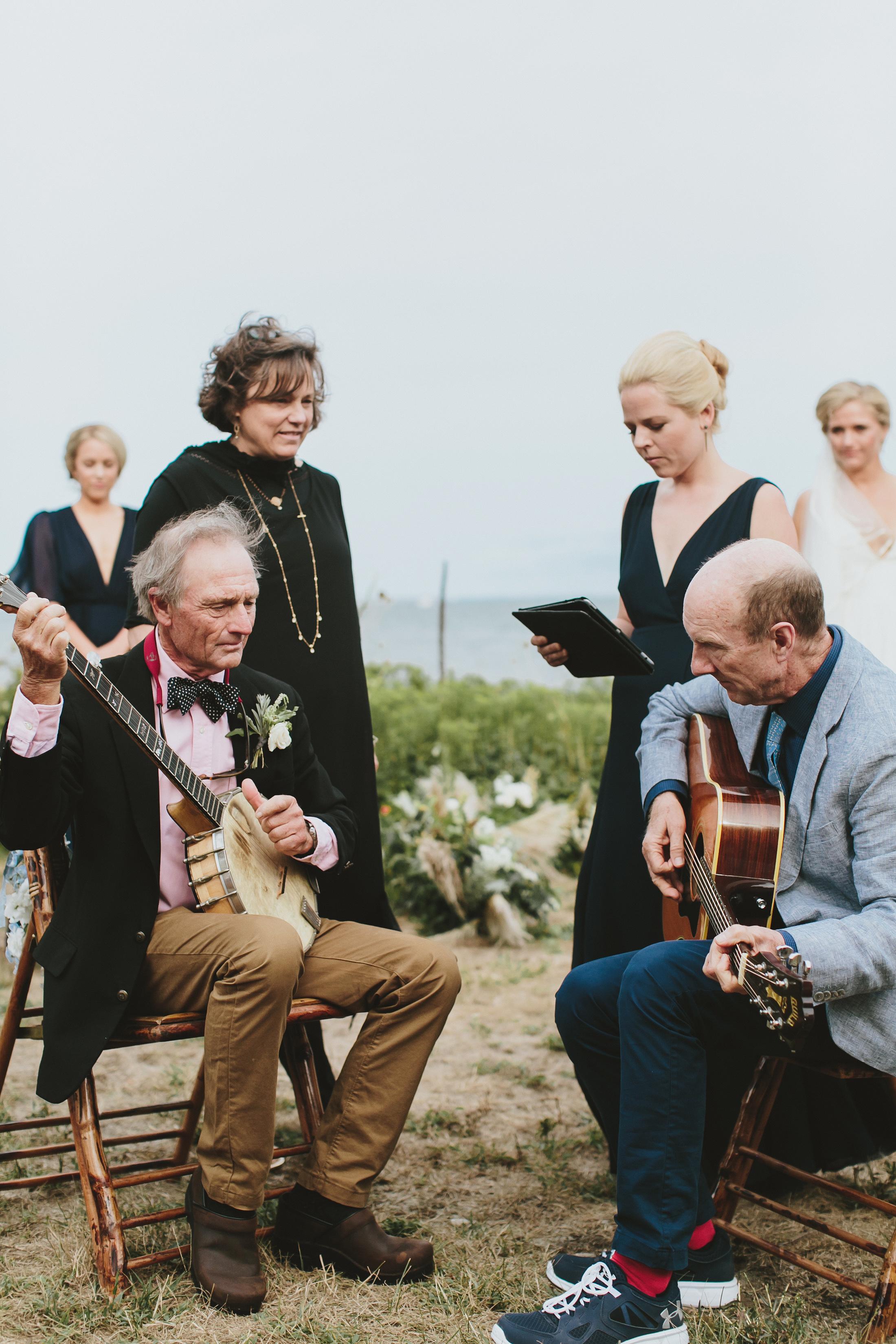 hadley corey wedding musicians